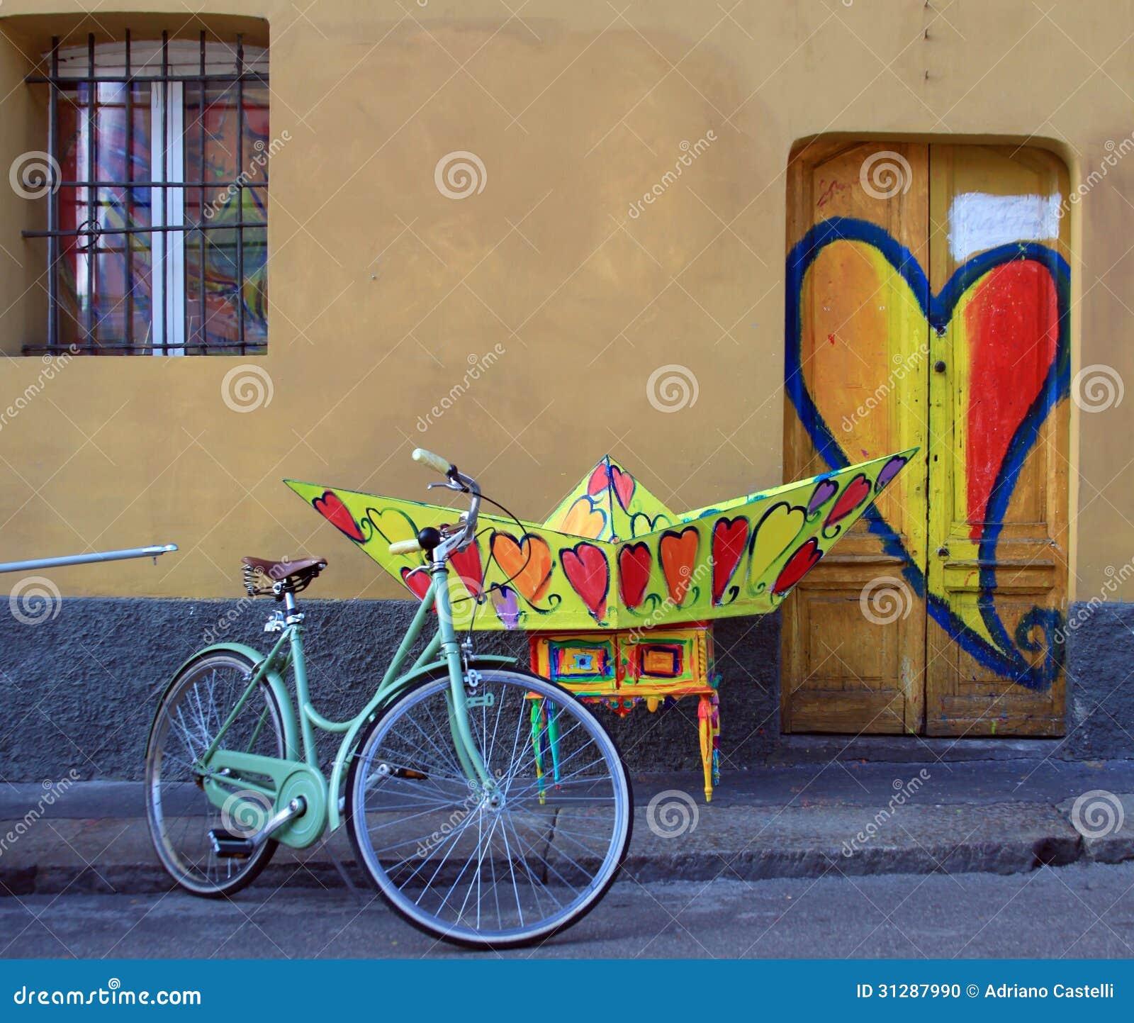 Street art milano editorial image image 31287990 for Art design milano