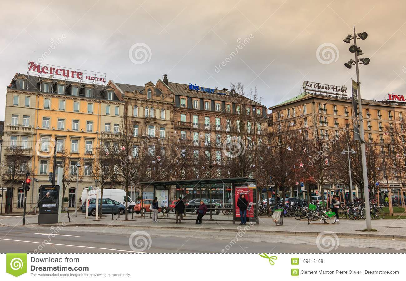 Strasbourg La Gare Photos Free Royalty Free Stock Photos From Dreamstime