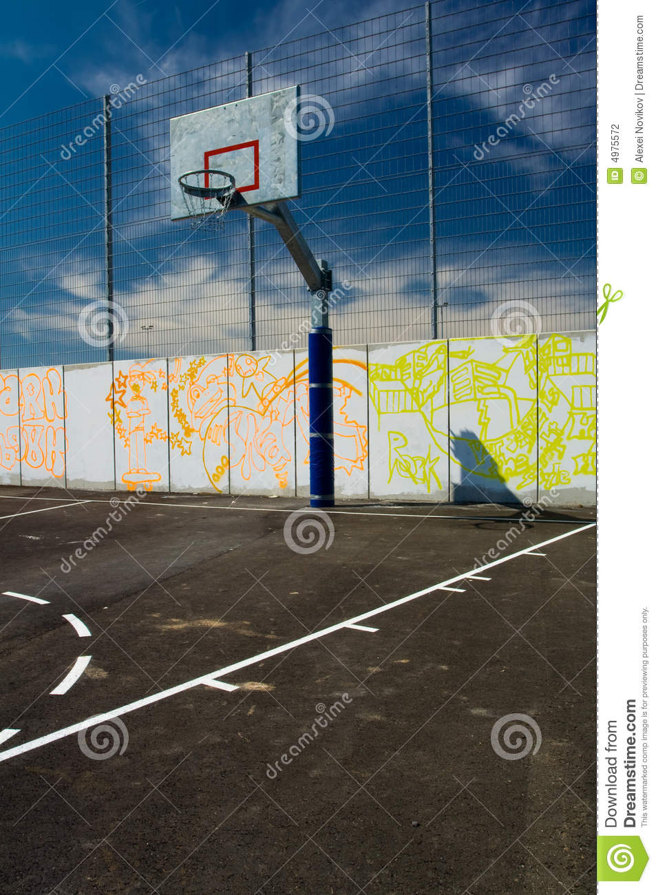 What Is the Size of a HalfCourt Basketball Court  SportsRec