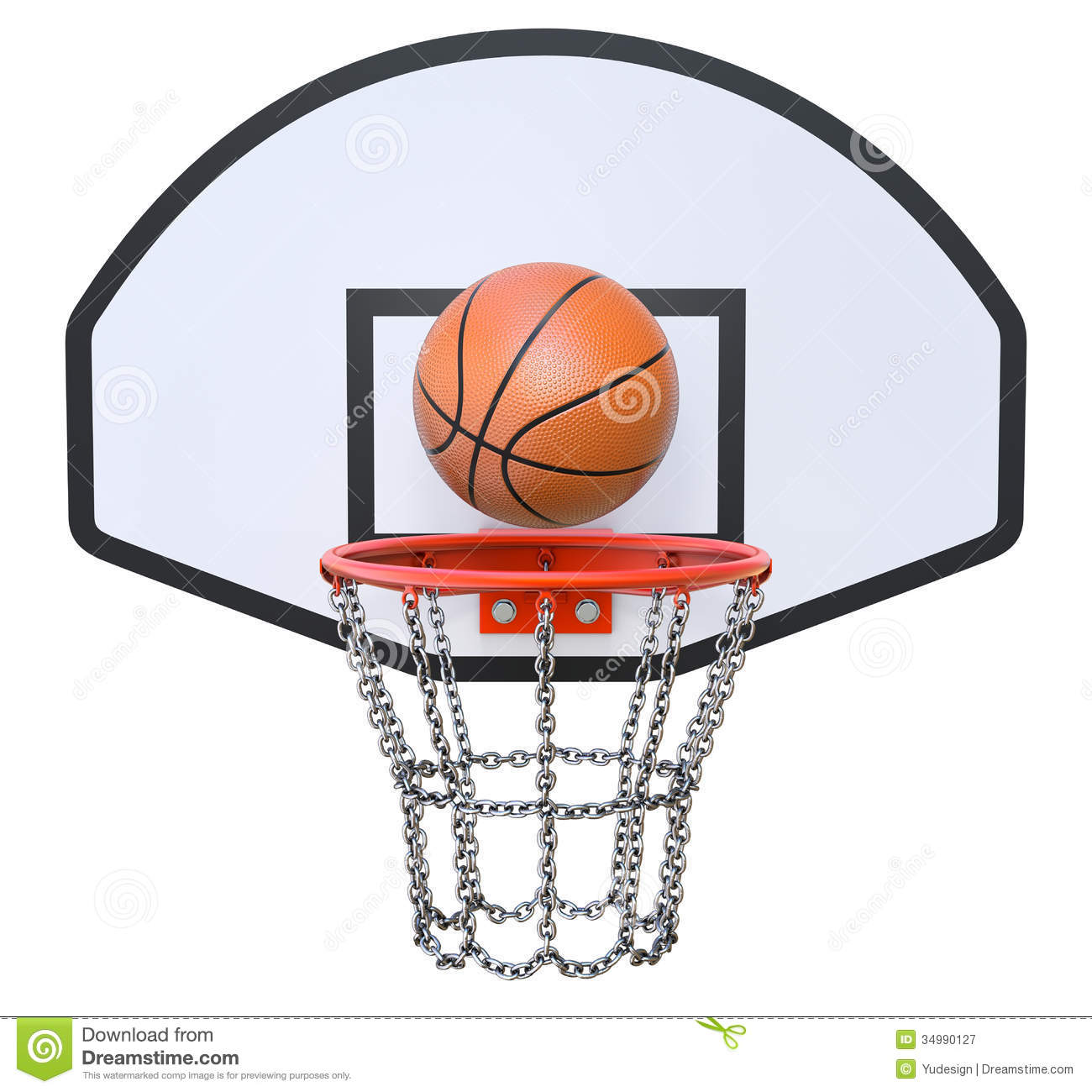 Street basketball kit stock illustration. Image of white - 34990127