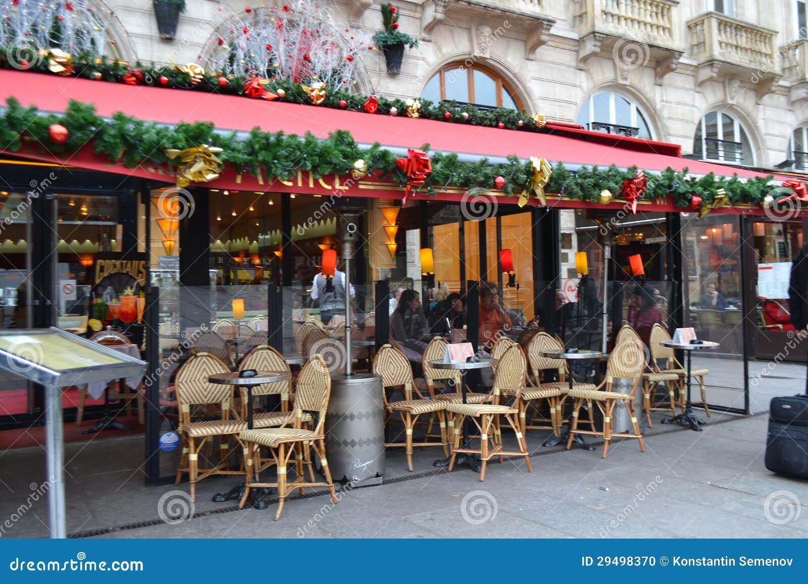 Restaurant Place Maubert