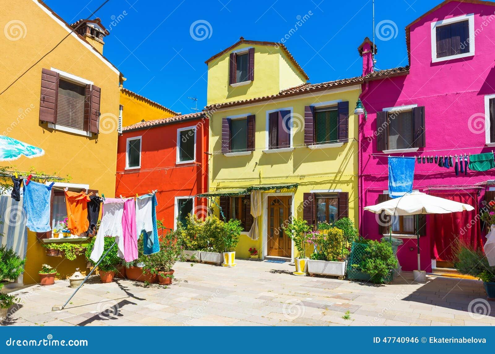 travel colorful scenes
