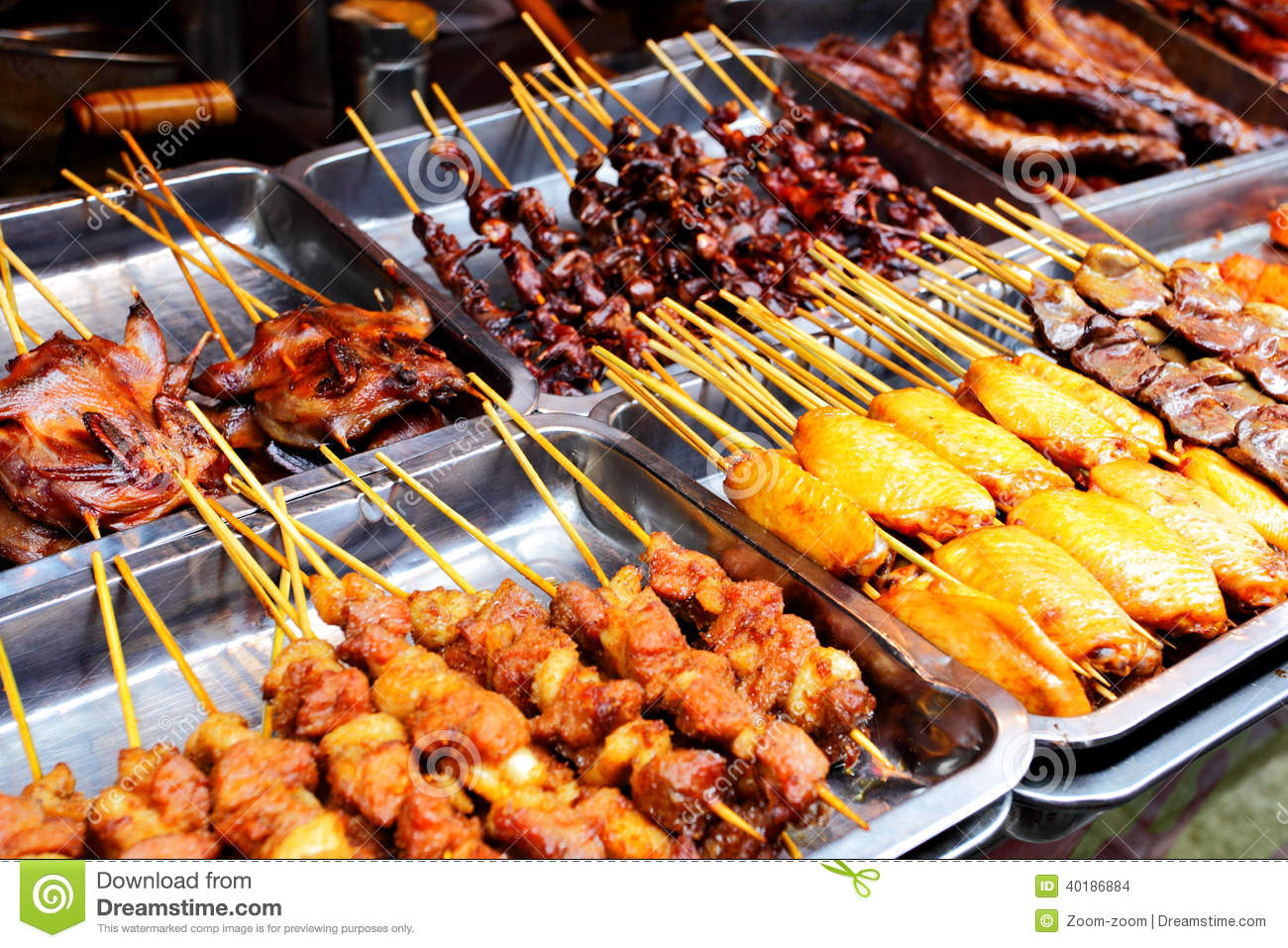 Where To Eat Street Food In Shanghai