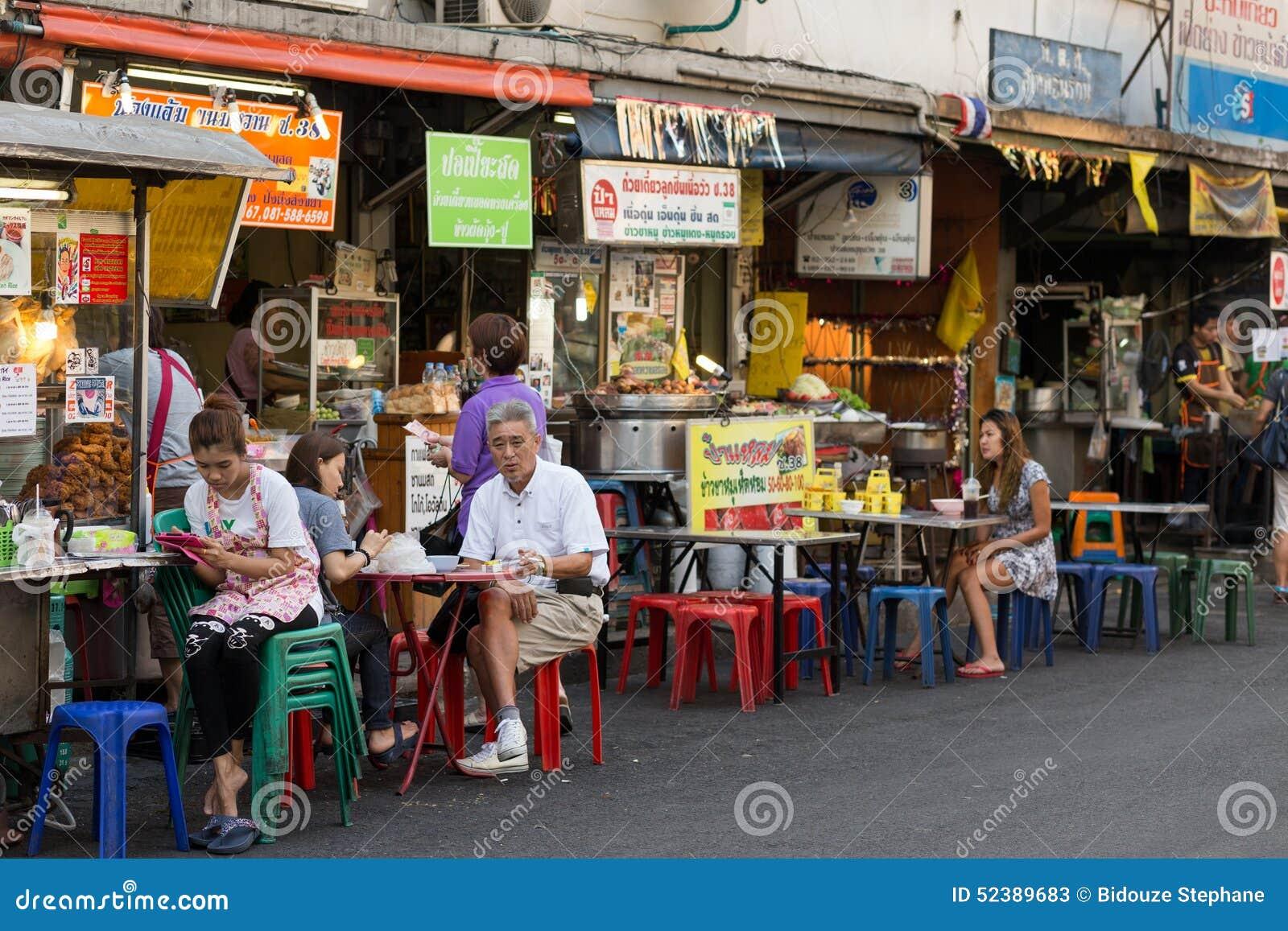 Famous Street Food In Bangkok