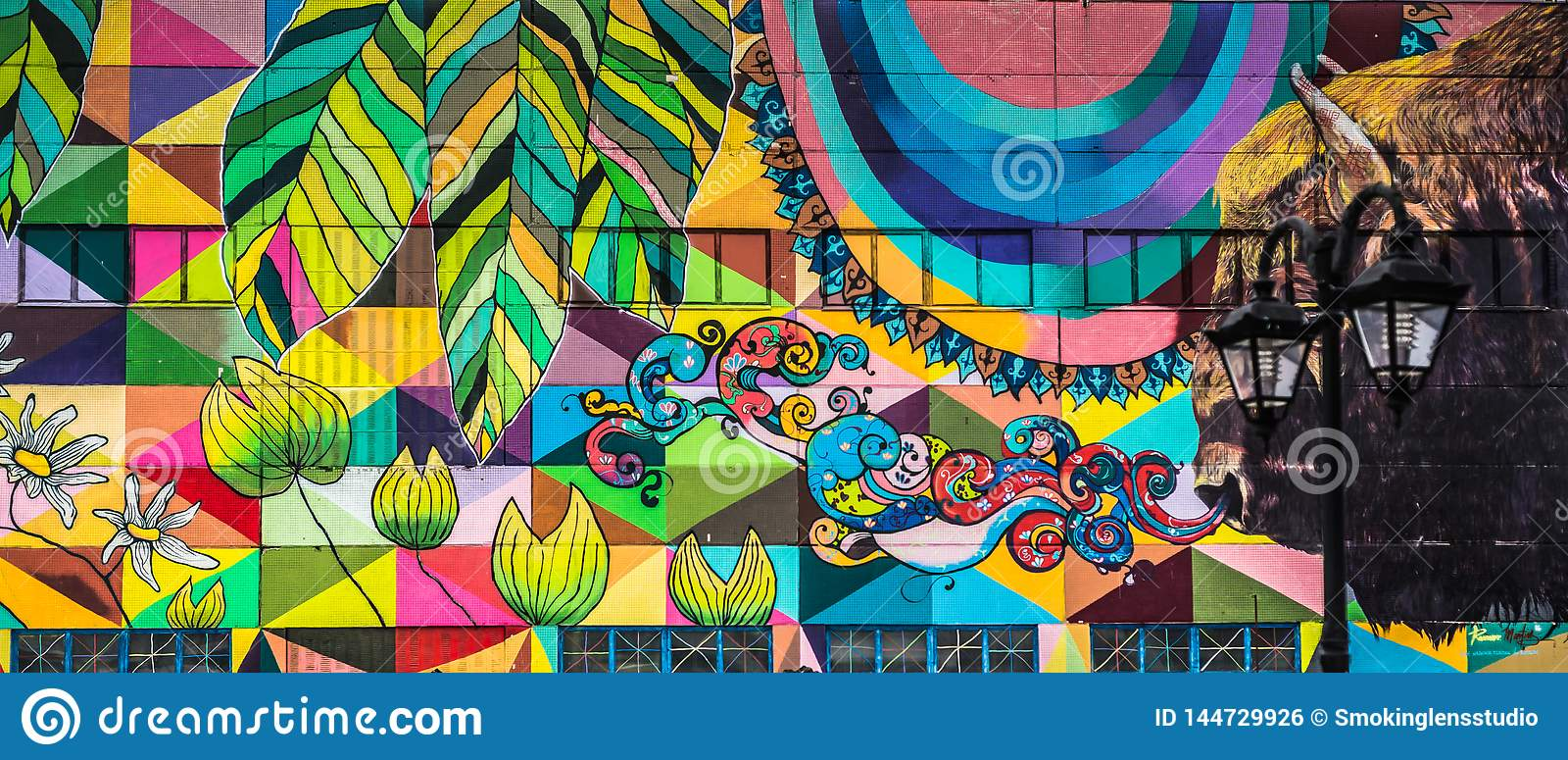 Minsk is full of graffiti artworks specially ouside the center of the city
