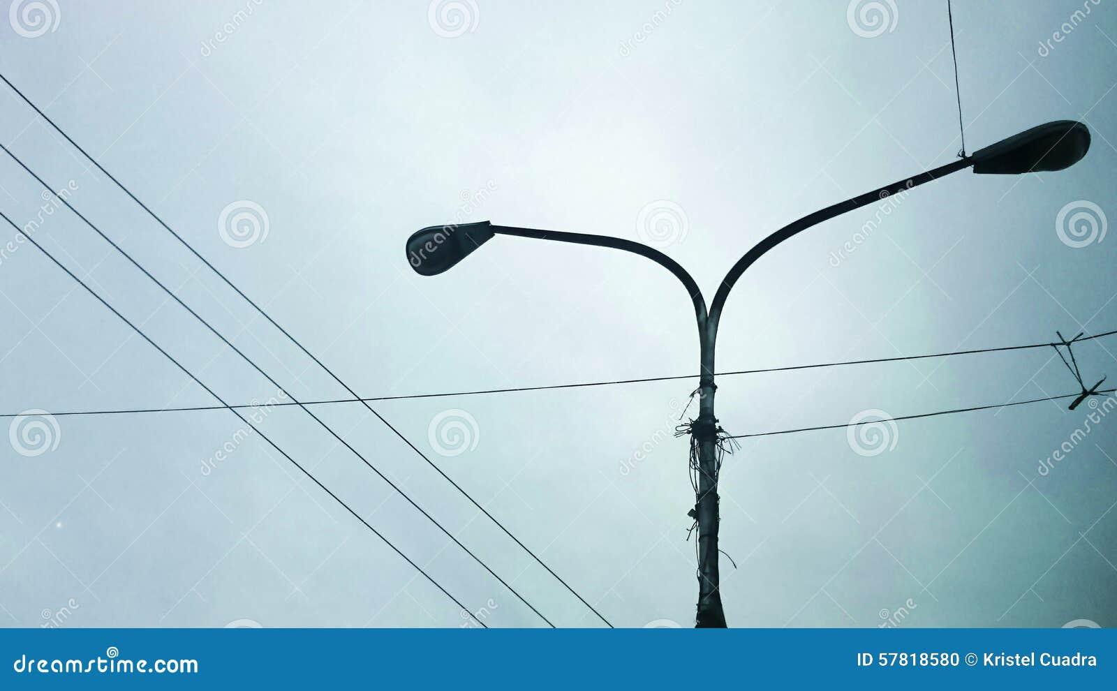Wire Street Light - WIRE Center •