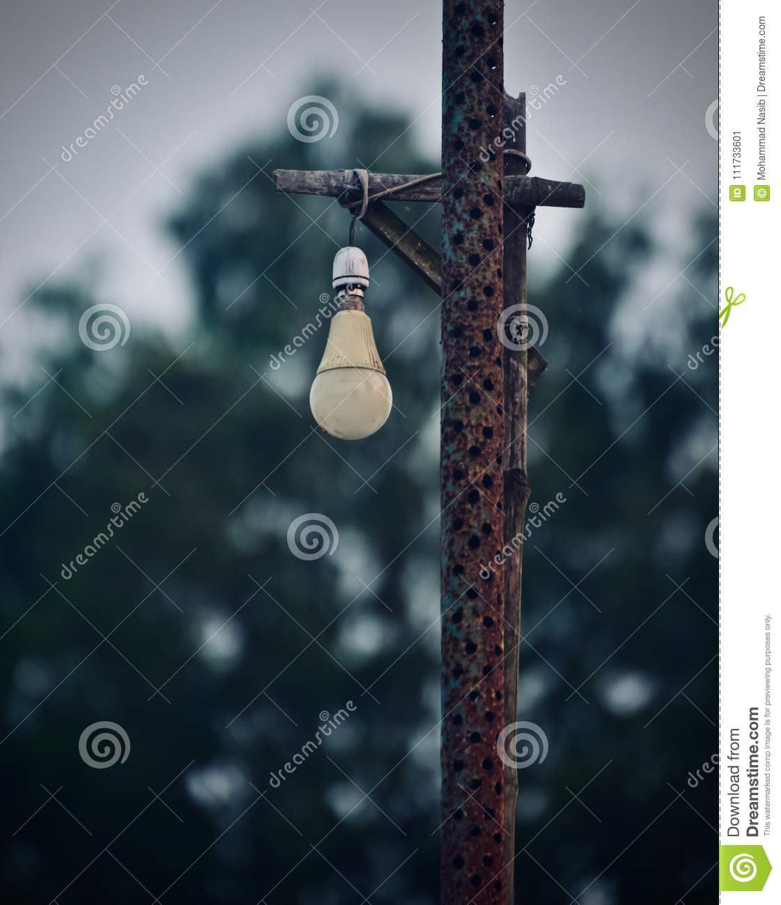 Street lamps isolated electronics object photo