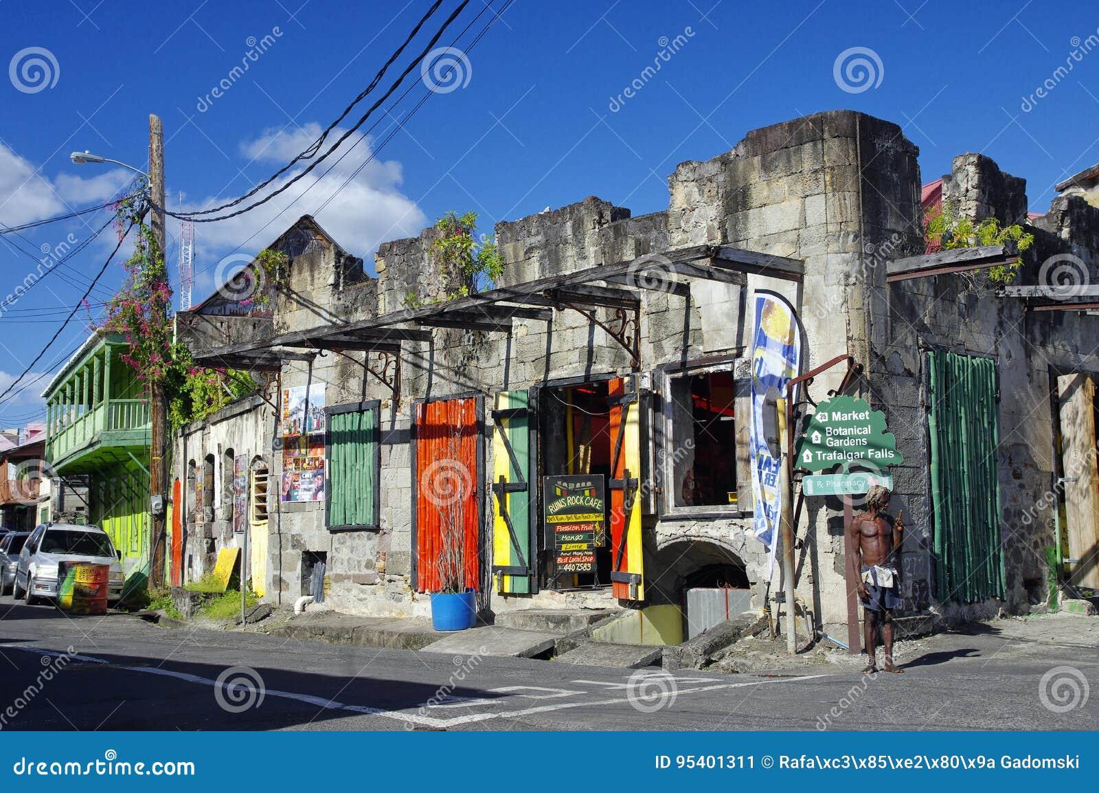 Roseau City