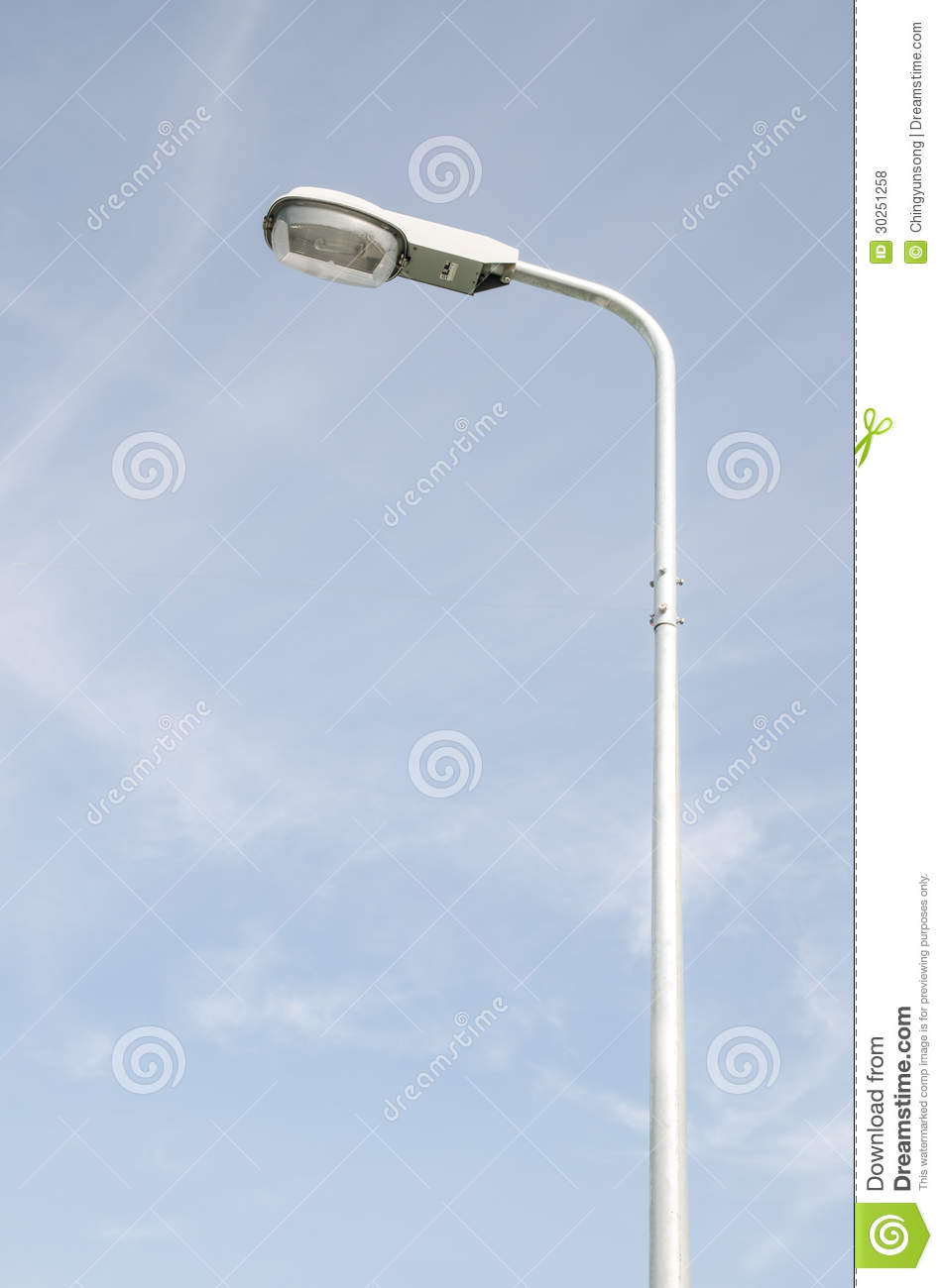 Lamp Post Electricity Industry Stock Photo - Image of light ... for Street Lamp Post Design  575lpg