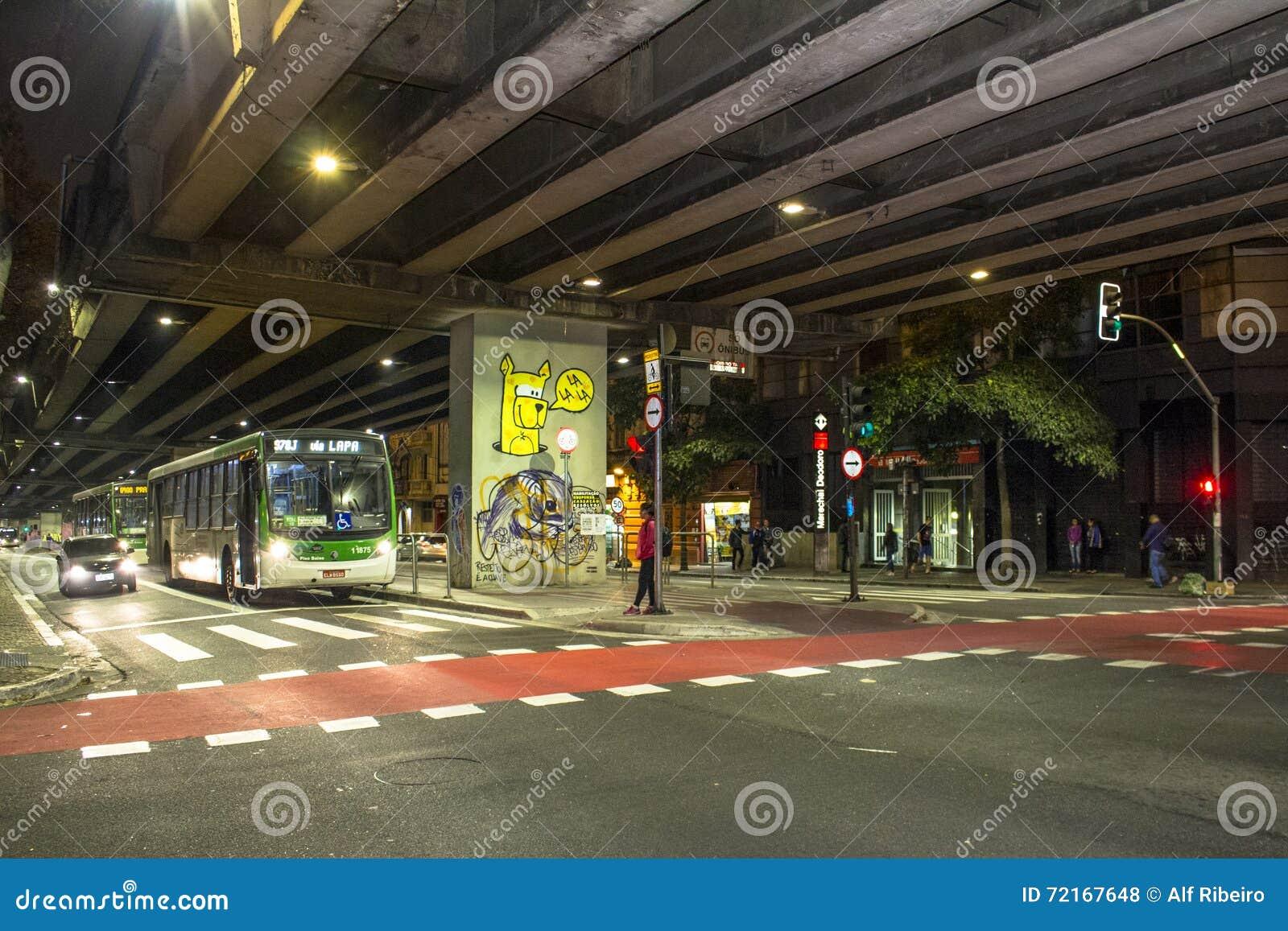 Bus Tour Sao Paulo Brazil