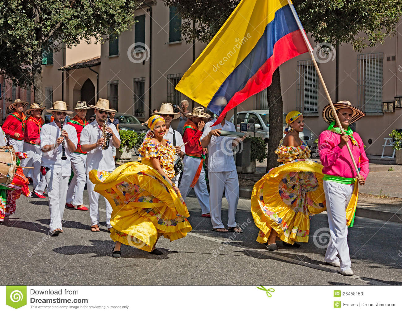 How Colombian Traditions Work