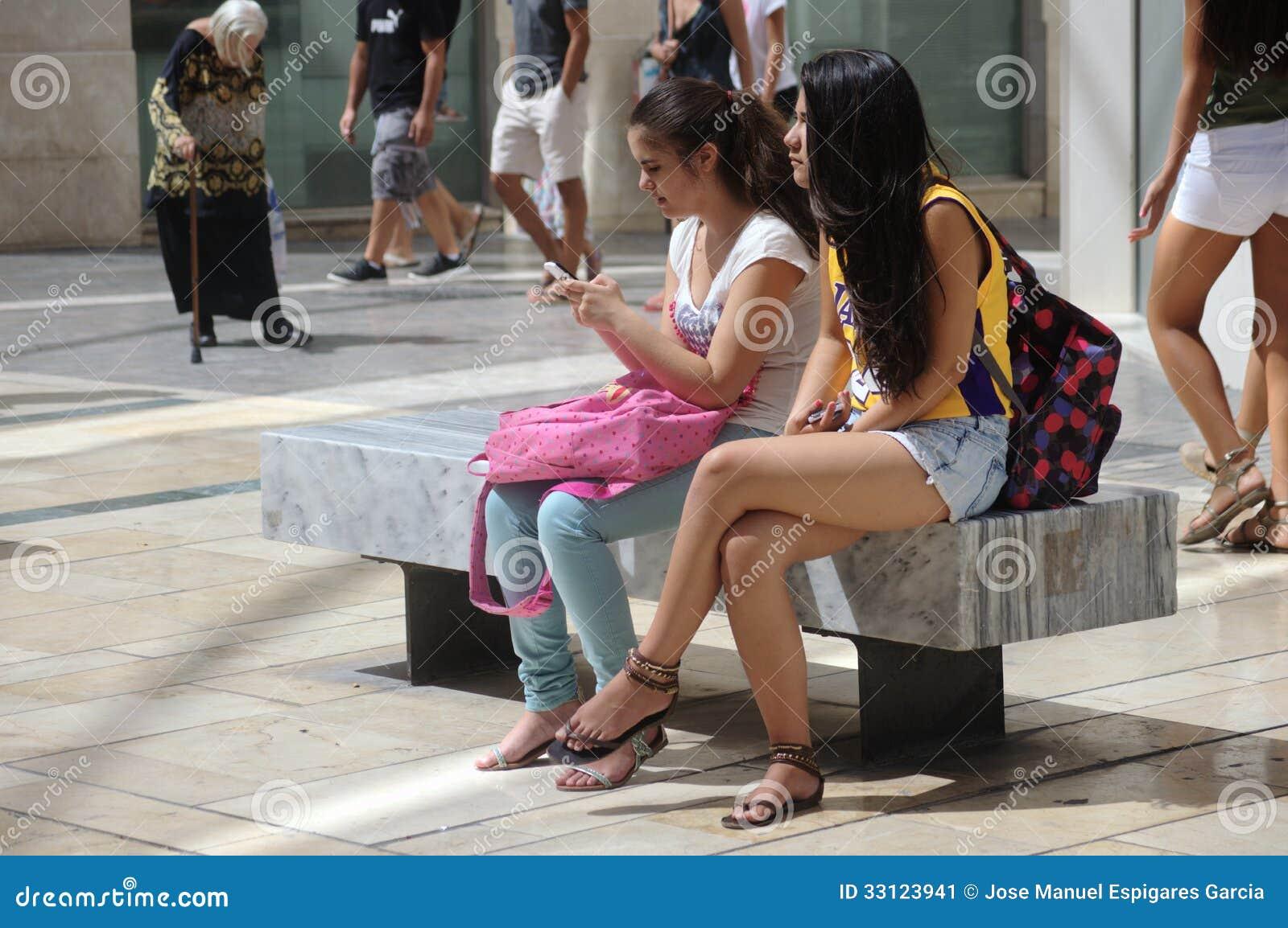 malaga girls