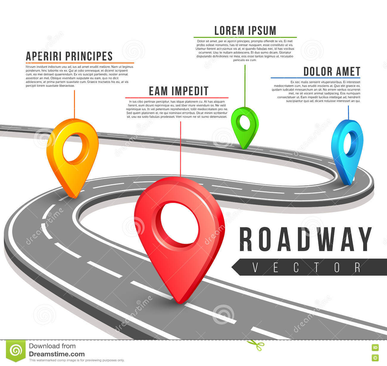 business roadmap clipart - photo #14