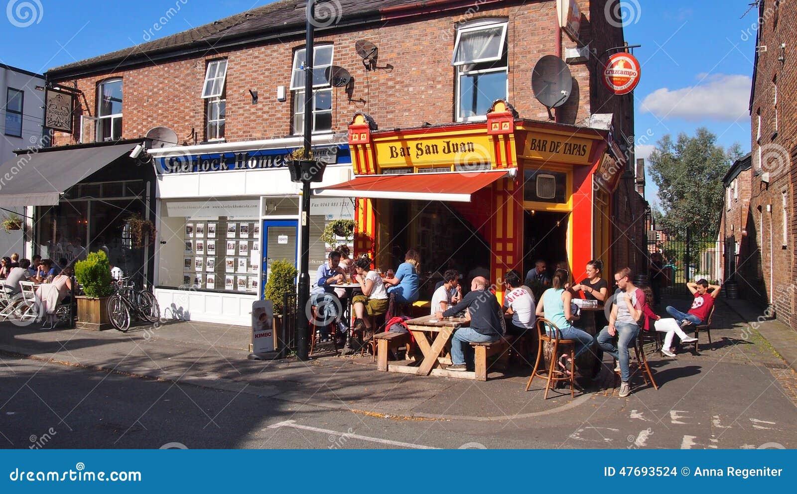 Beech Road Restaurant Chorlton