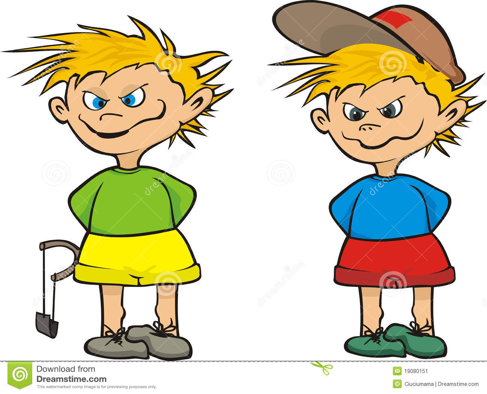 Street Urchin - Kid Stock Image - Image: 19080151
