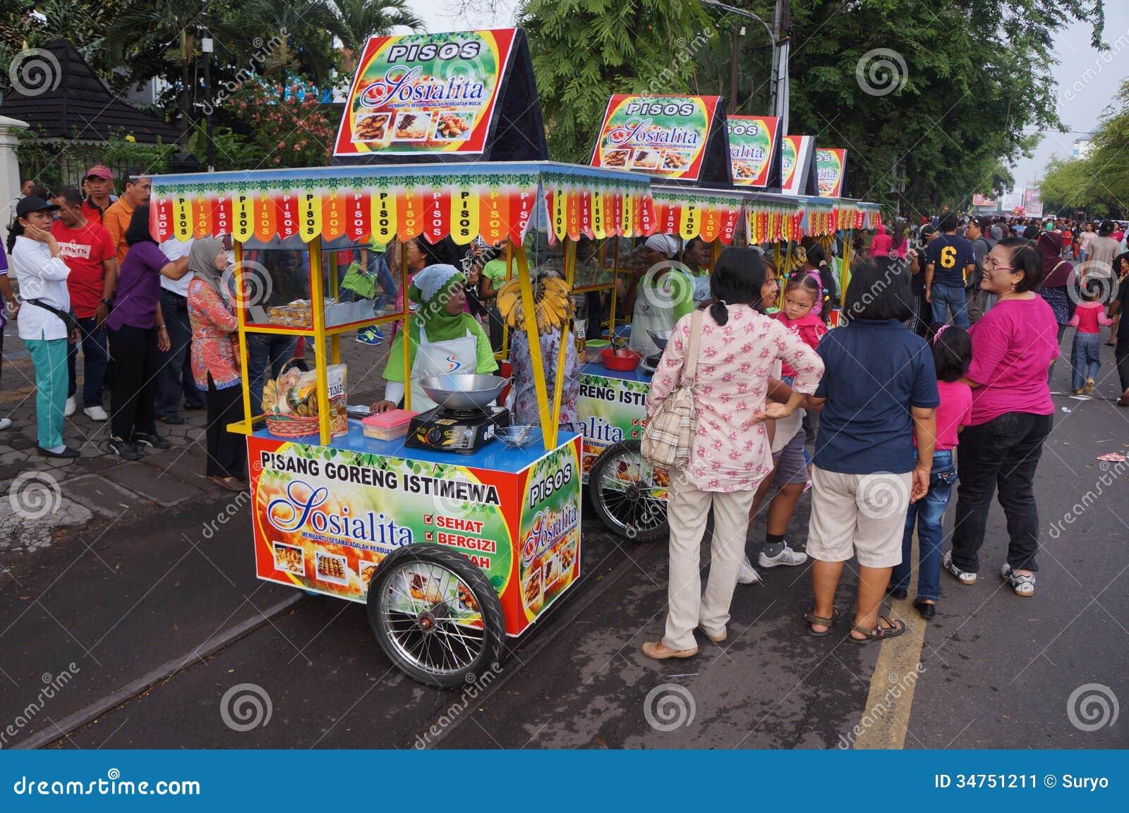 street food vendor business plan