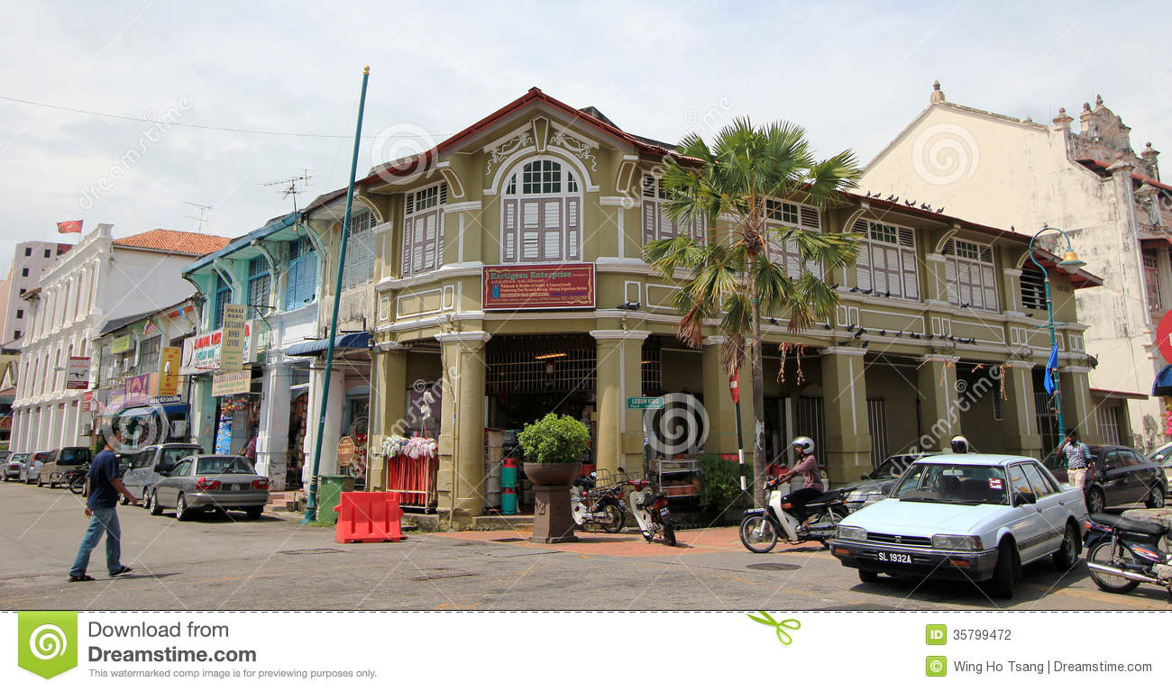 Street View In Penang Malaysia Editorial Photography Math Wallpaper Golden Find Free HD for Desktop [pastnedes.tk]