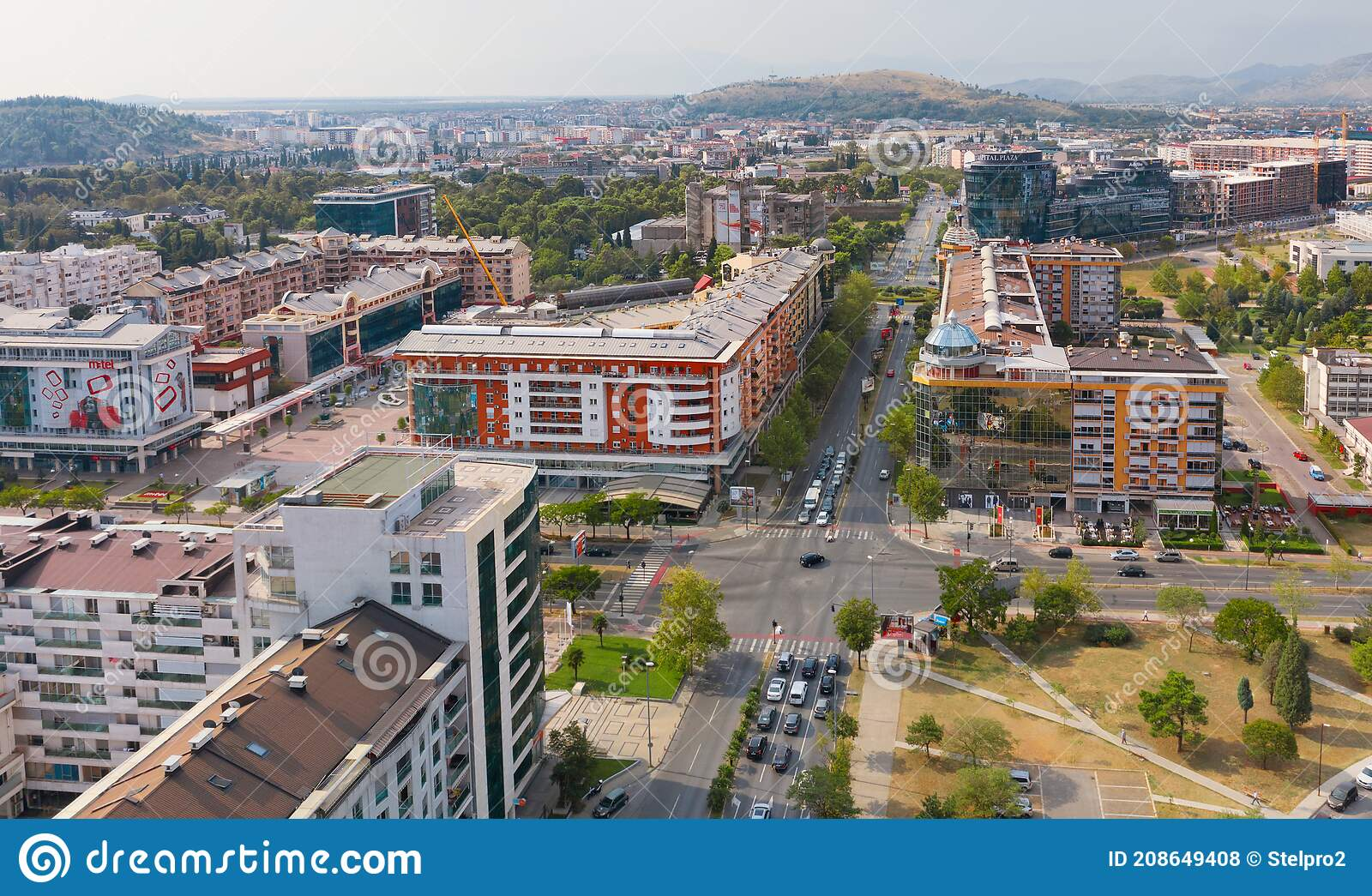 Podgorica Podgorica