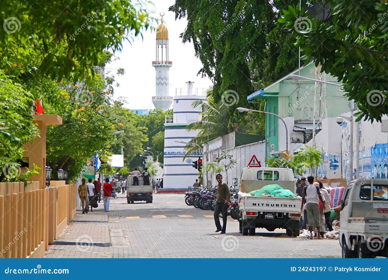 Capital de Maldivas, ciudad capital de Maldivas, Male