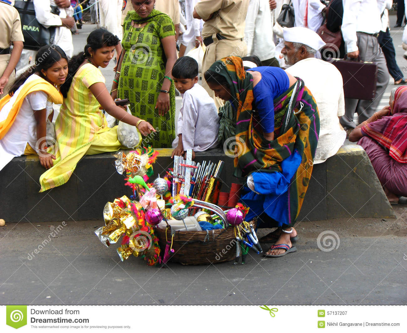 Poor People Toys : Streetside vendor editorial photography image