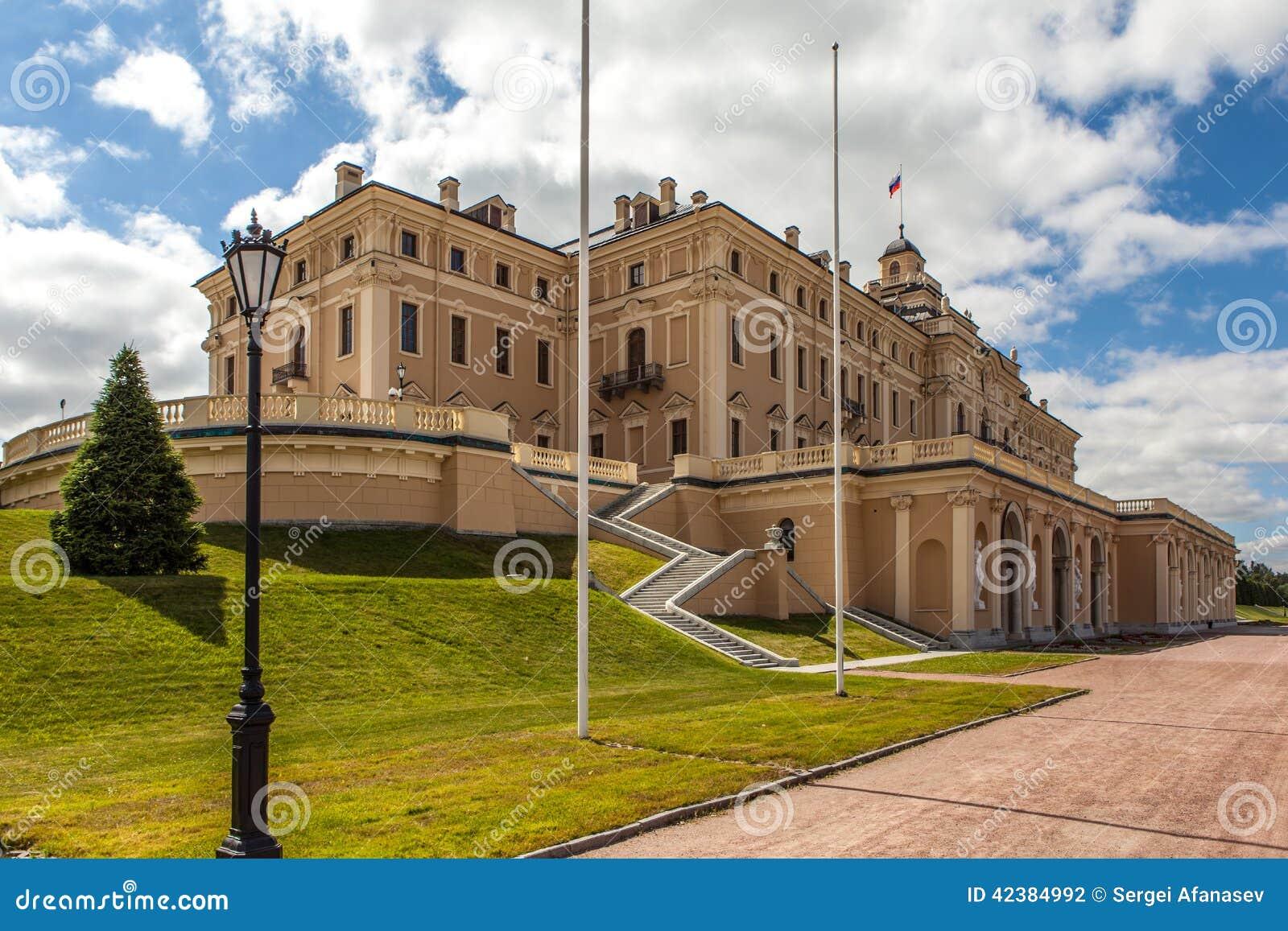 Strelna Россия Дворец Константина