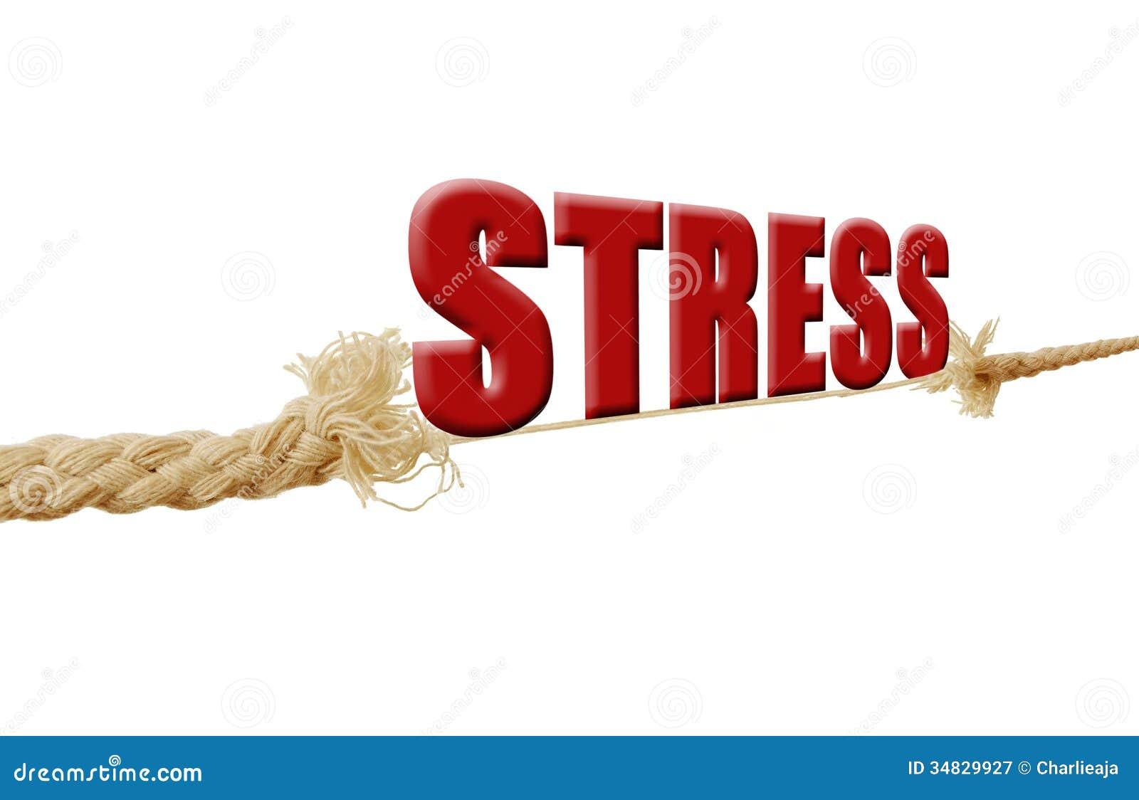 Stress Royalty Free Stock Photography - Image: 34829927