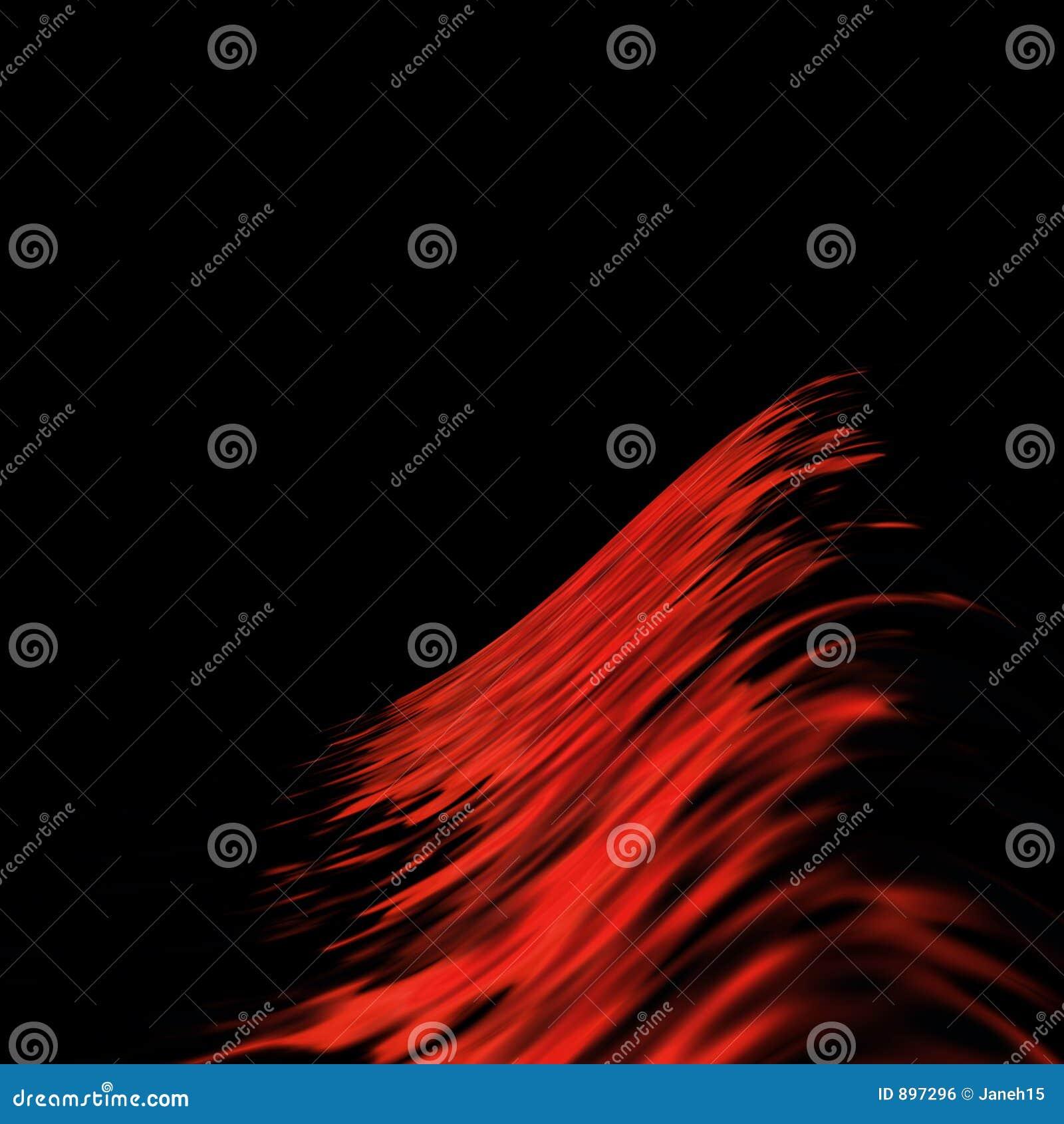 Streszczenie czerwone linie