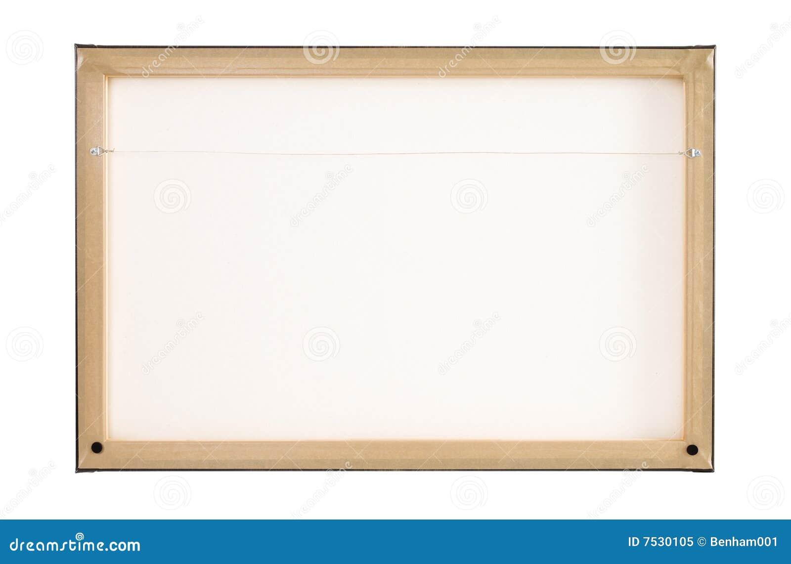 Stretched canvas detail stock image. Image of frame, inkjet - 7530105