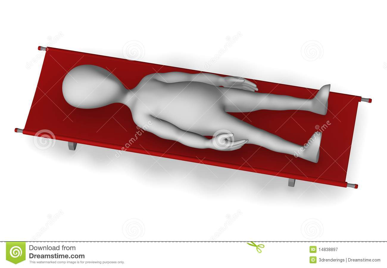 Stretcher Royalty Free Stock Photography - Image: 14838897