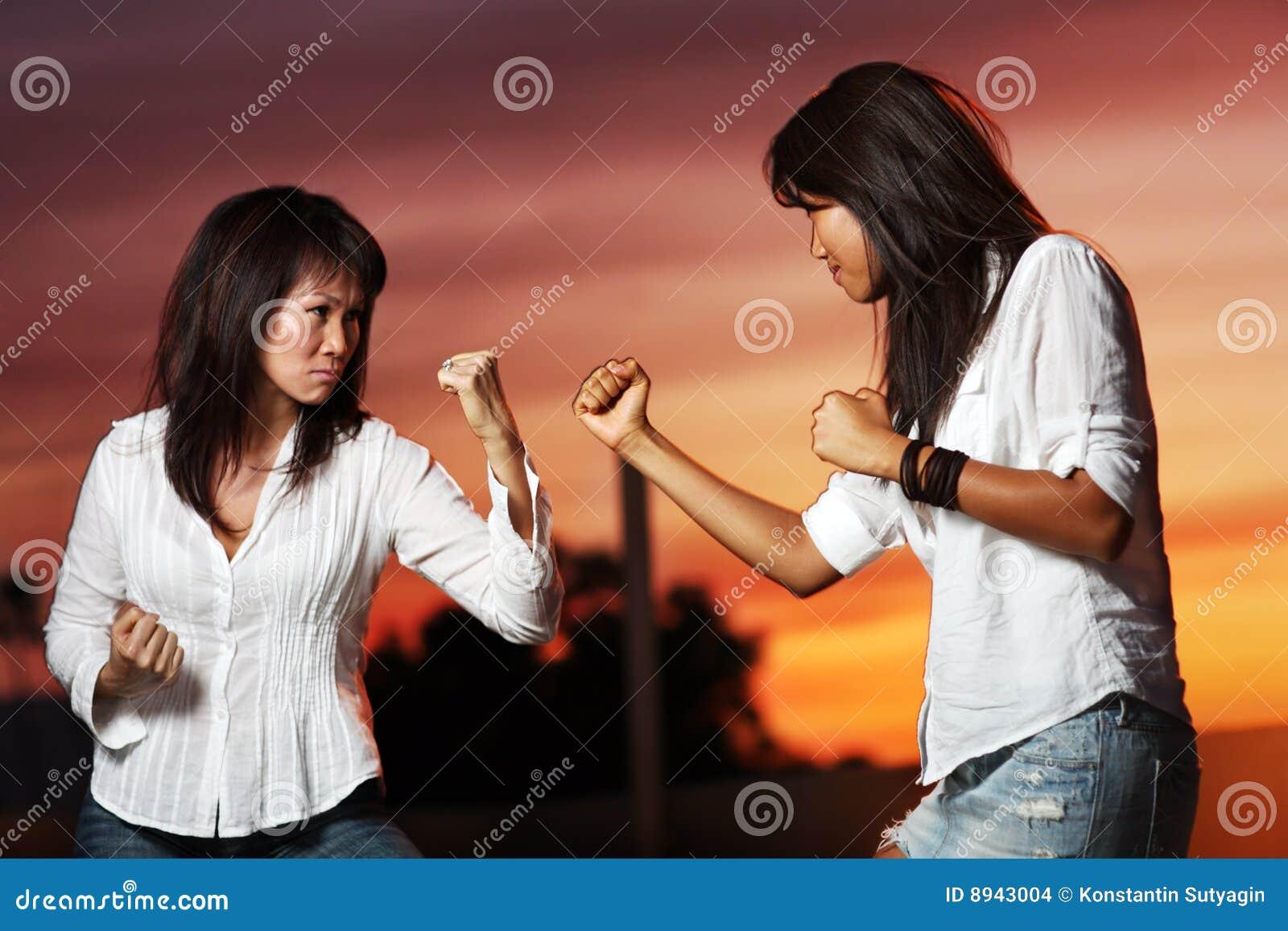Stridighetkvinnor
