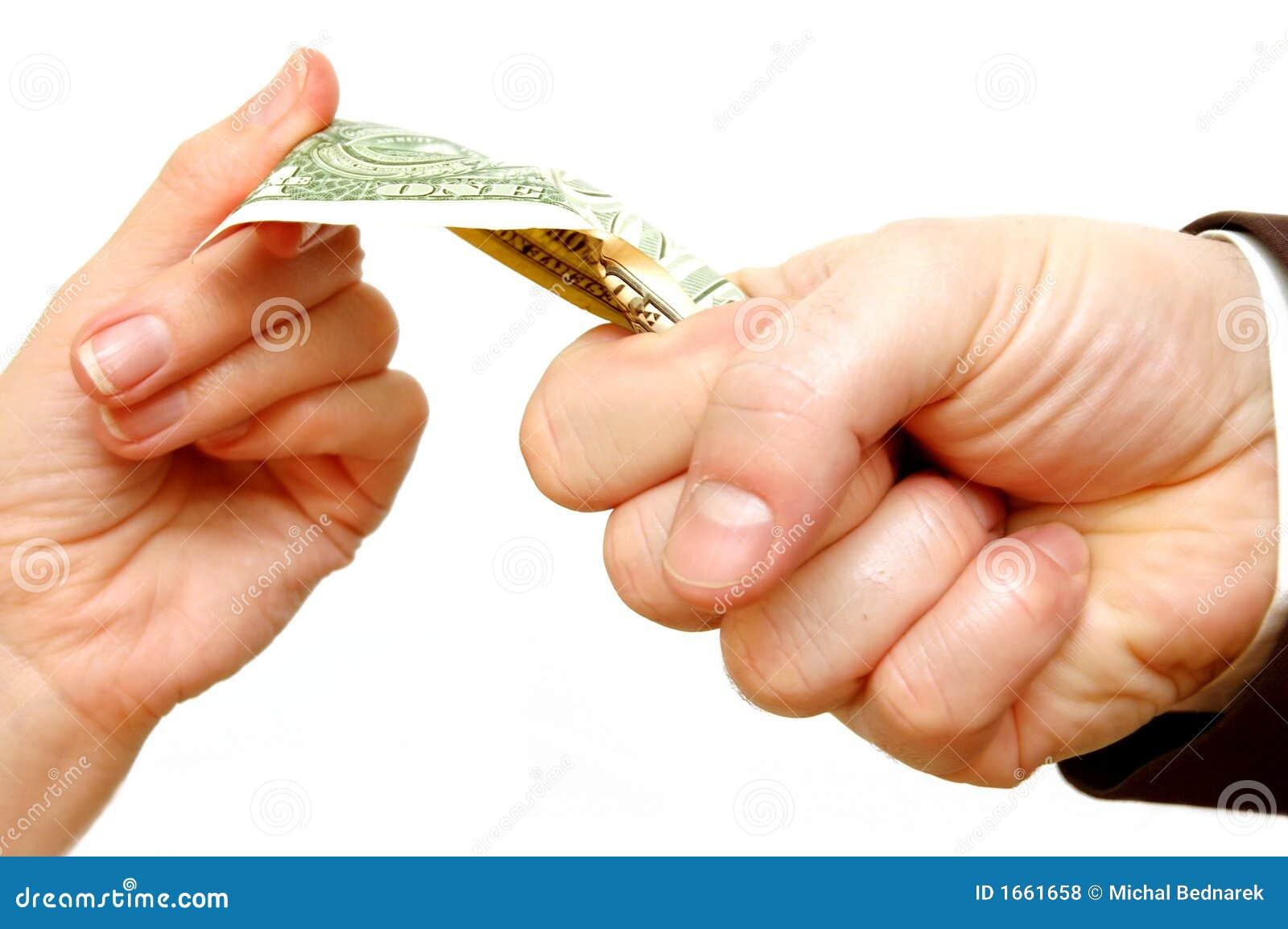 Strijd voor geld