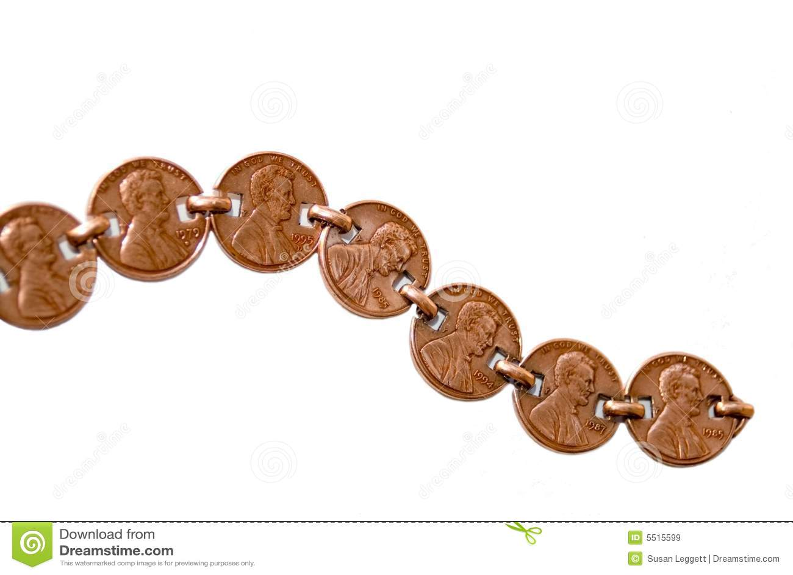String of Pennies