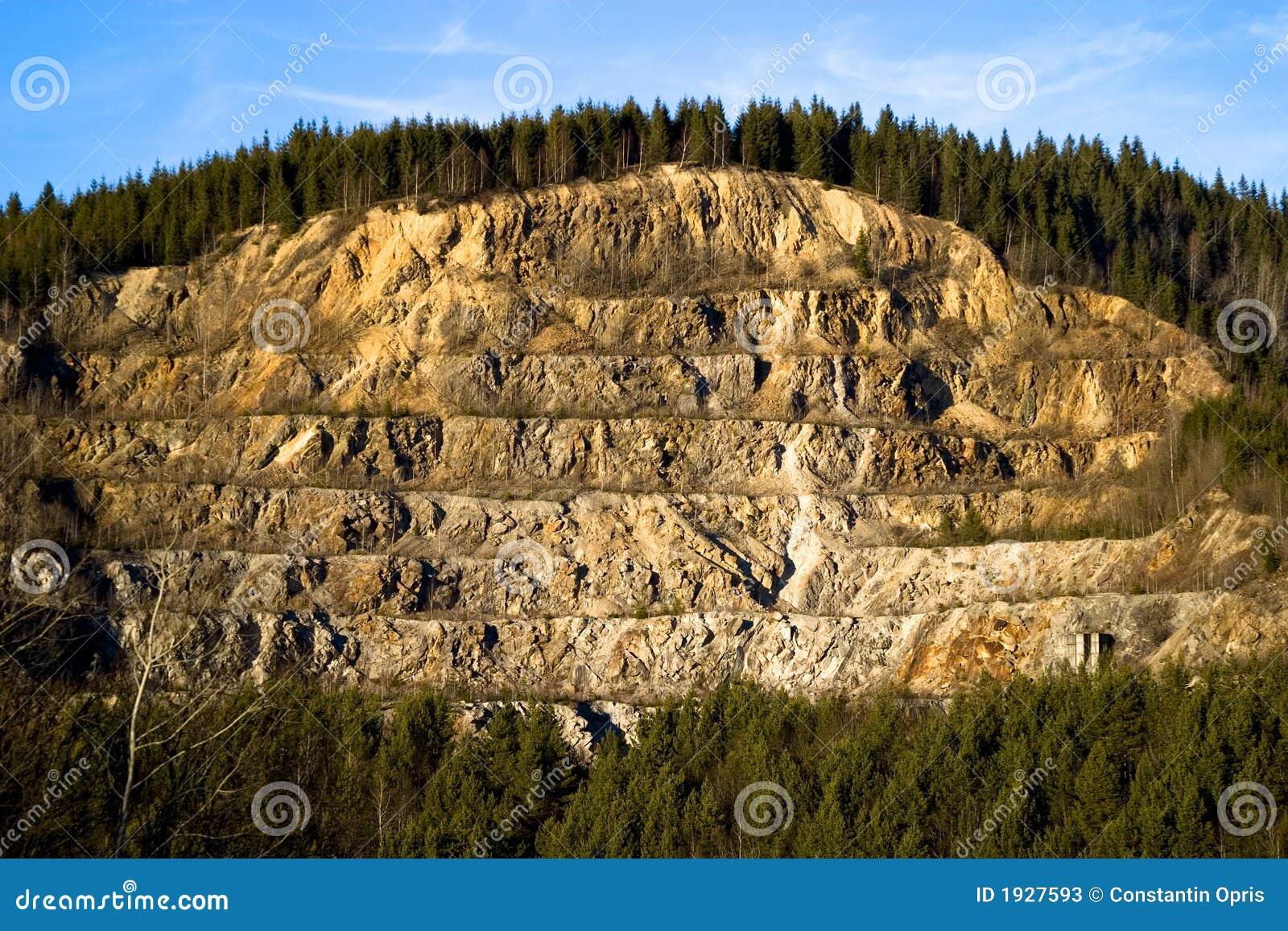 Against strip mining