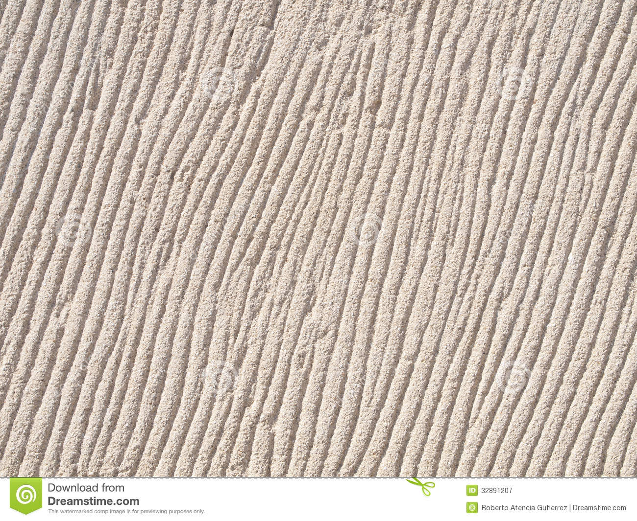 Striped Texture Walls Royalty Free Stock Photography