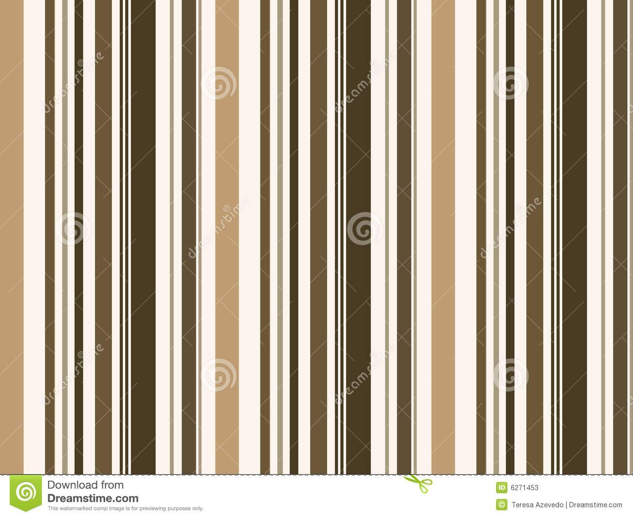 Stripes Background - Beige/ Brown Stock Photos - Image ...