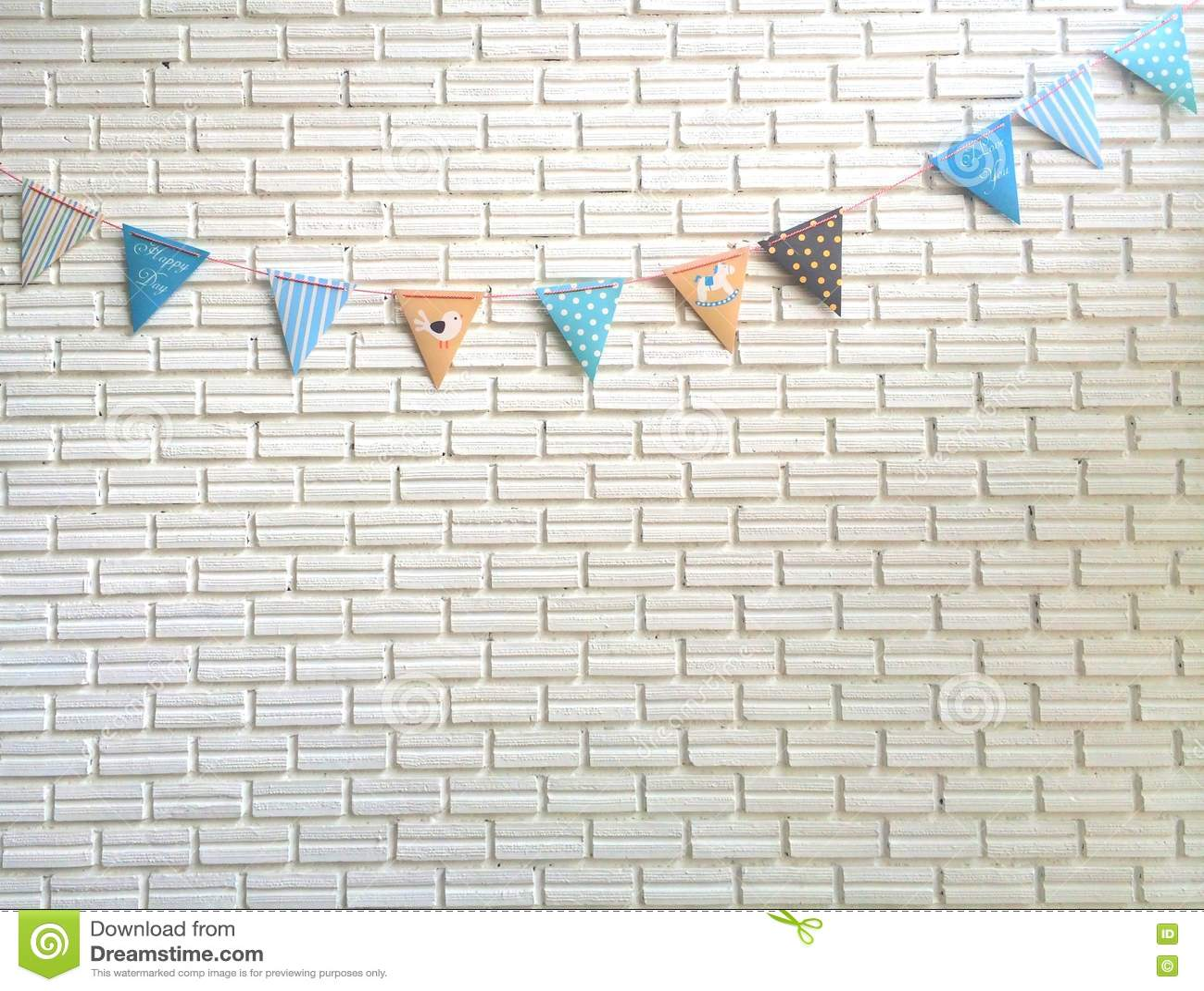 Strisce Della Bandiera Di Colore Pastello Del Partito Immagine Stock ... e3555106f8e1