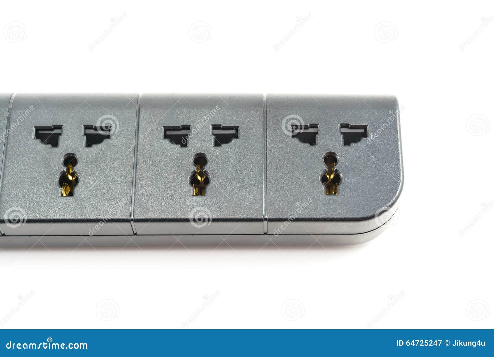 Striscia elettrica di estensione