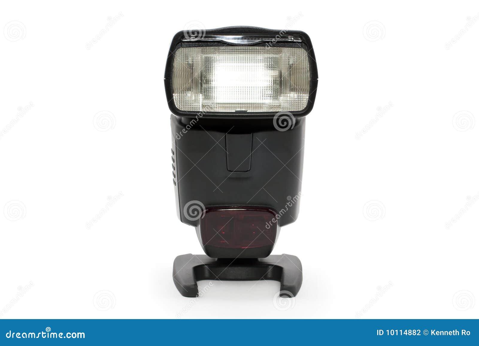 Camera Strobe Light : Strobe flash light stock photography image