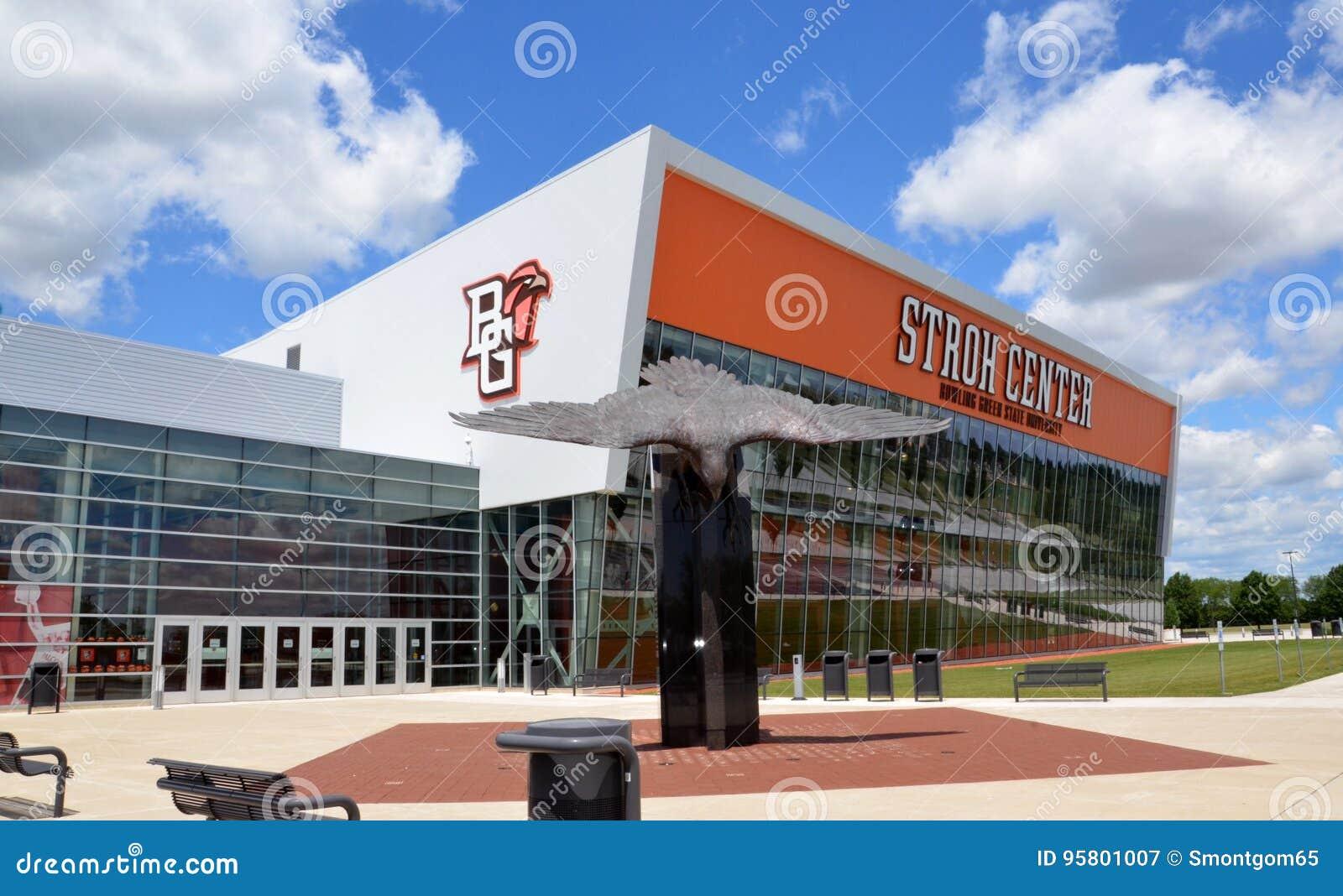 Stroh-Mitte an Bowling- Greenstaatlicher universität