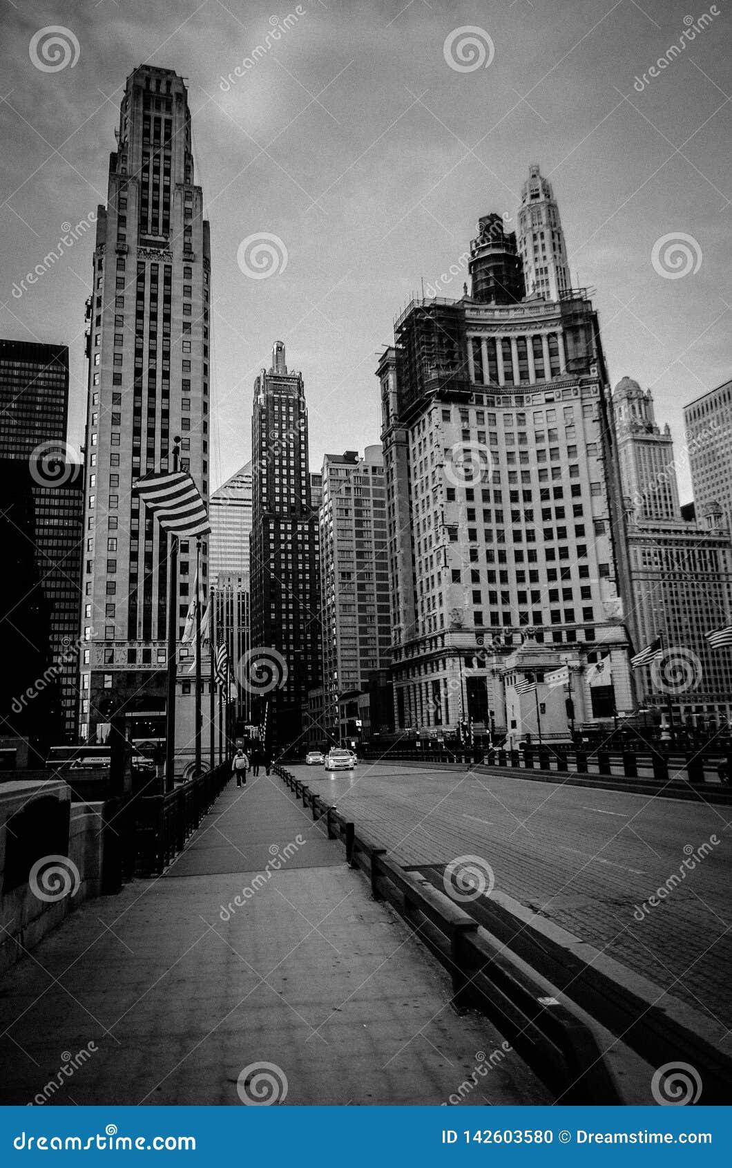 Strolling στο Σικάγο