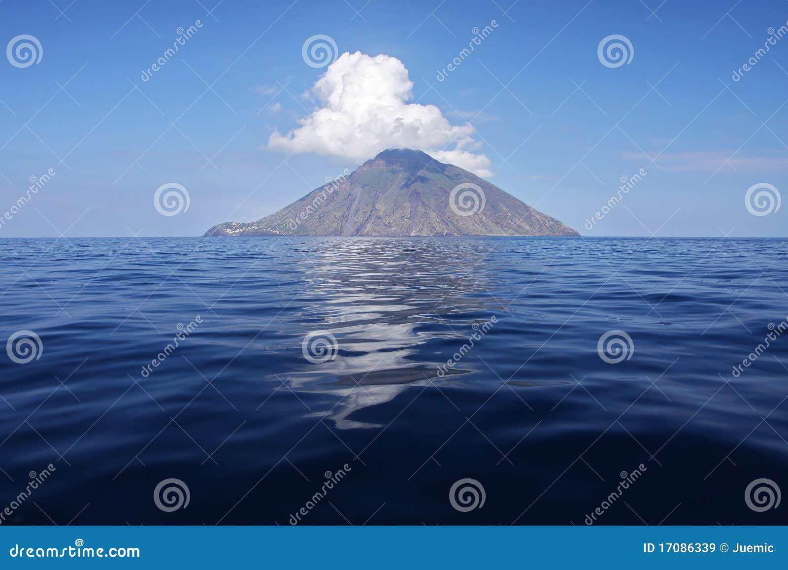 Stromboli острова