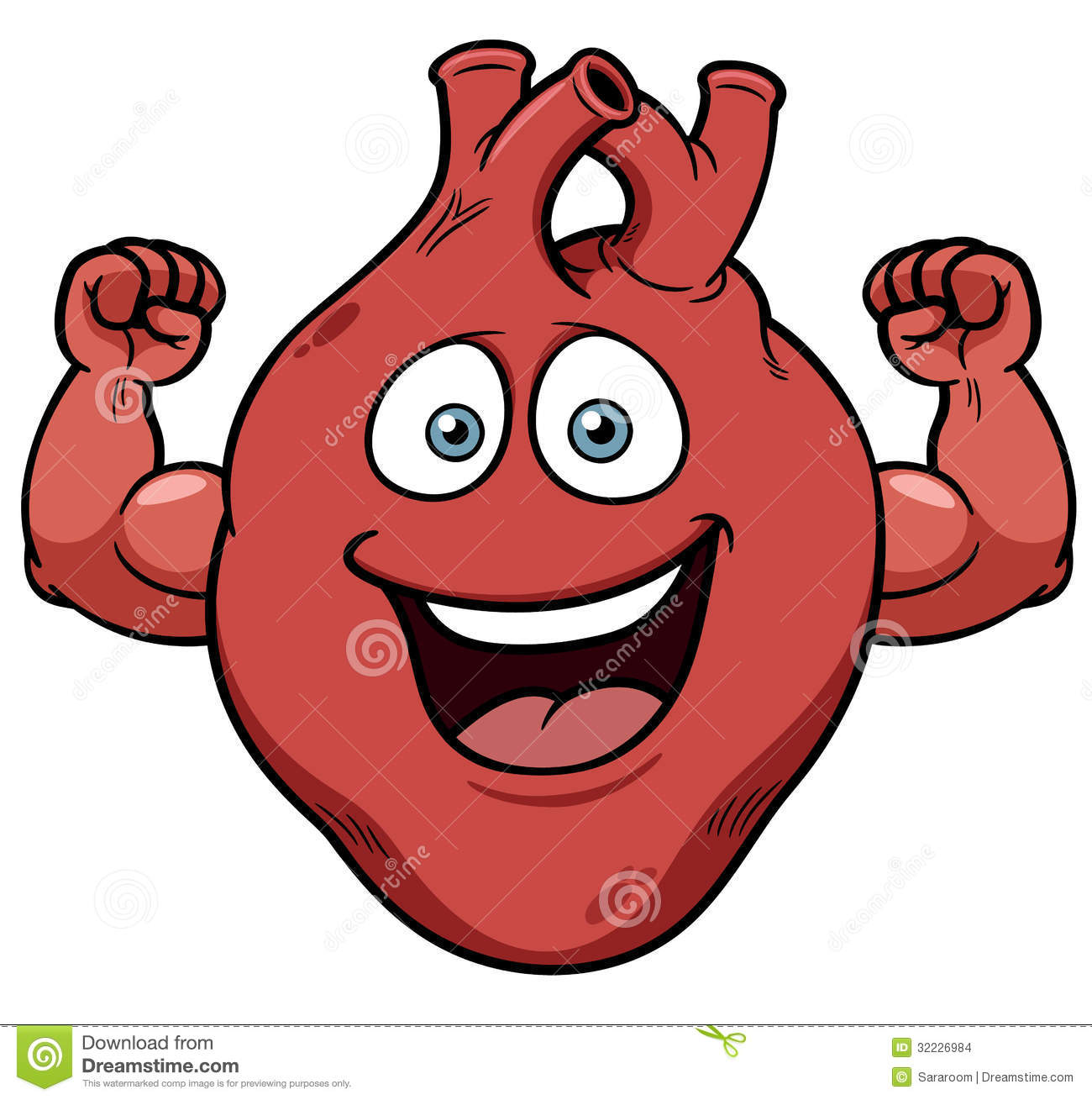 clipart of a human heart - photo #32