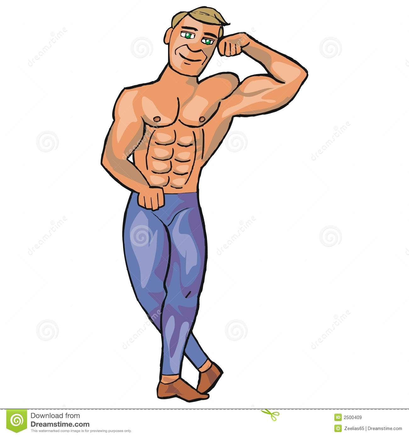 clipart strong man - photo #27