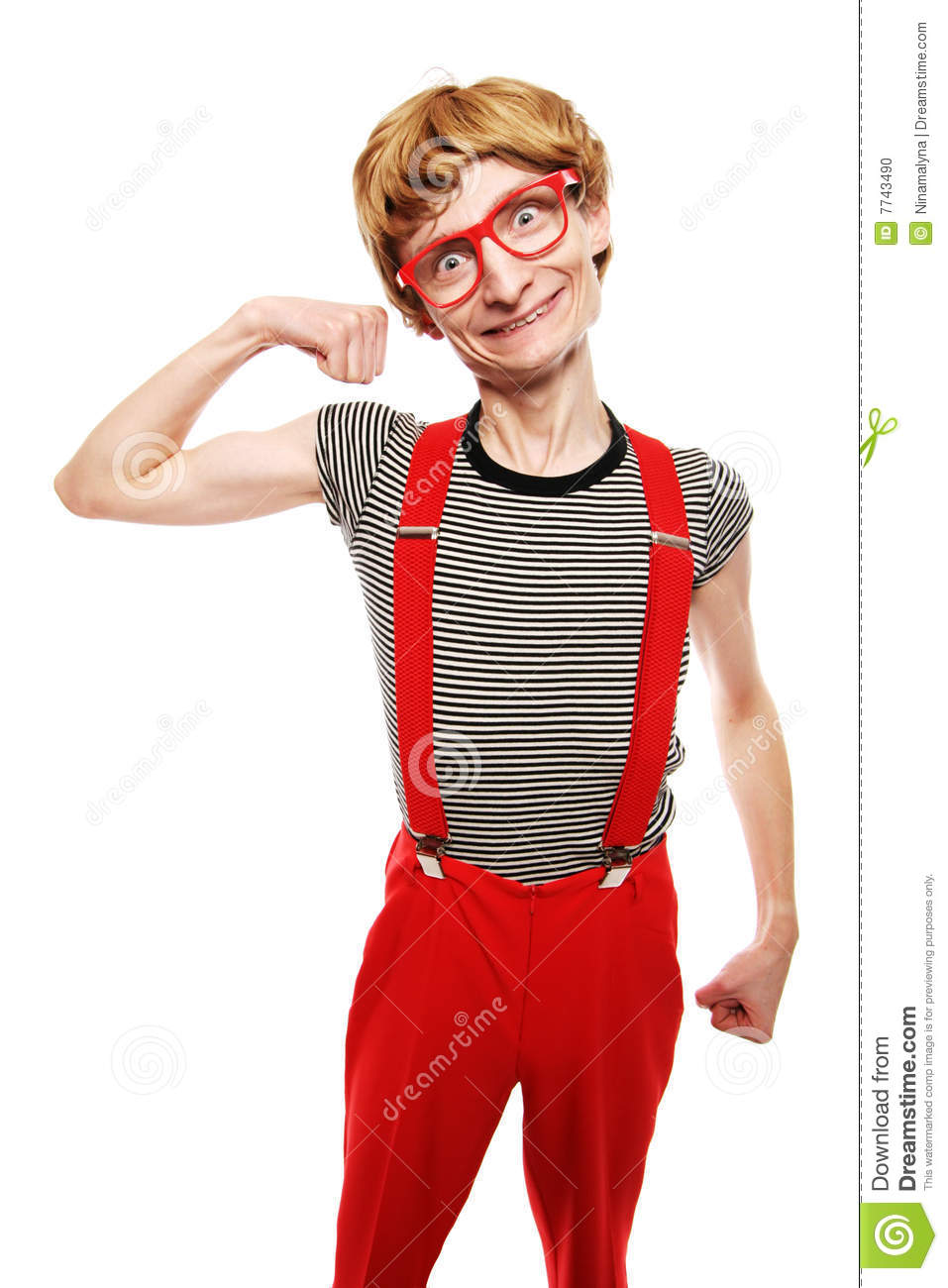 strong man stock photo   image 7743490