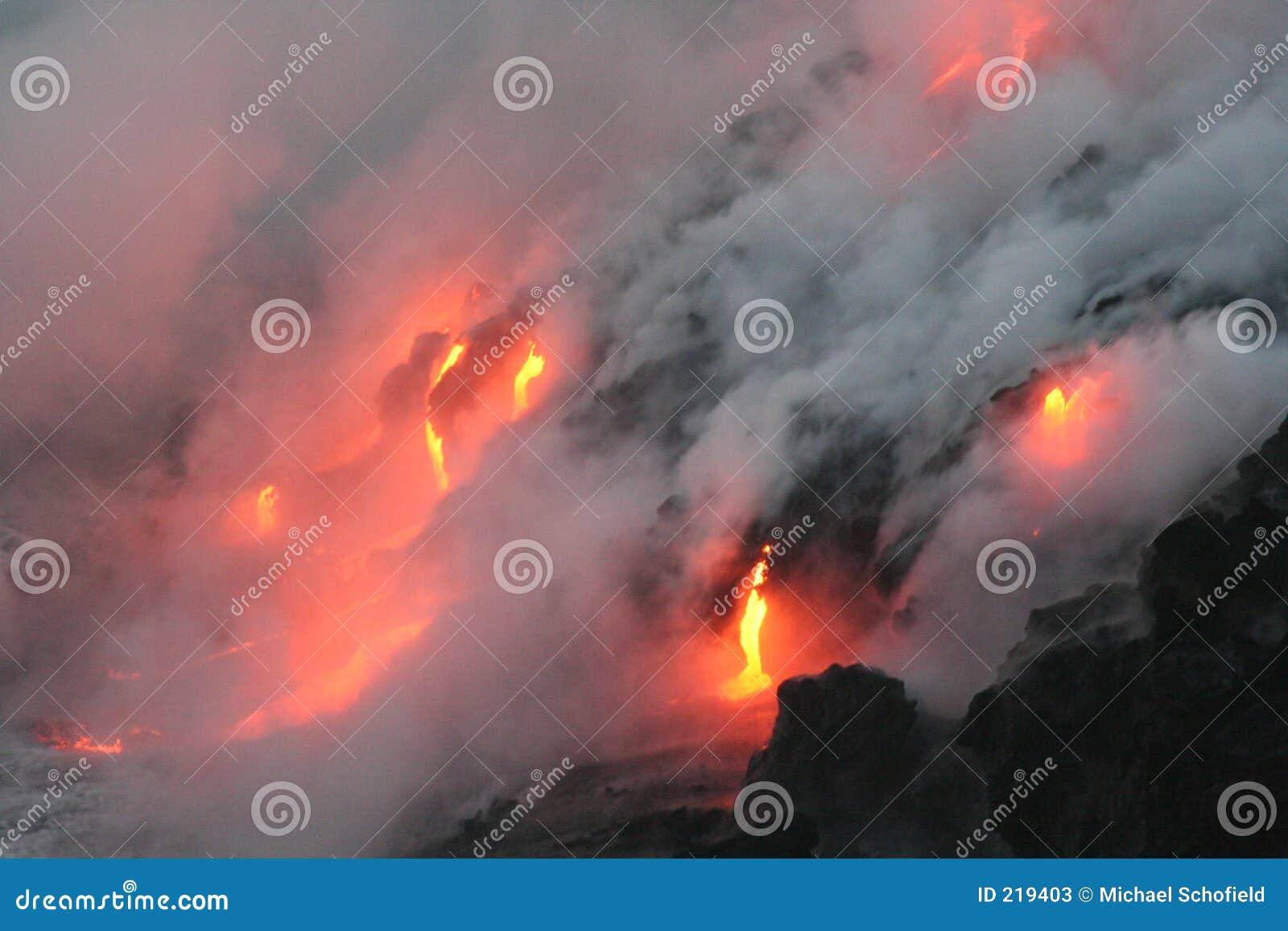 Stroom 3 van de lava
