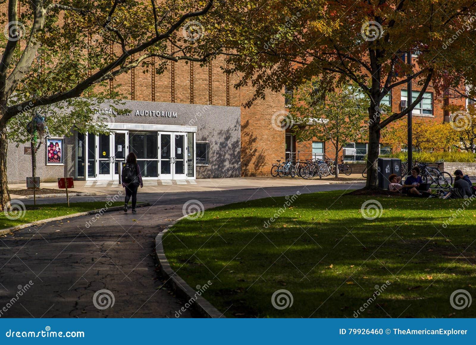 Strosacker Auditorium - Case Western Reserve University