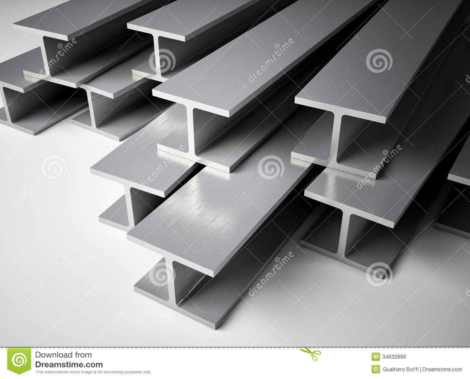 Structural Steel Stock Illustration Illustration Of Rail