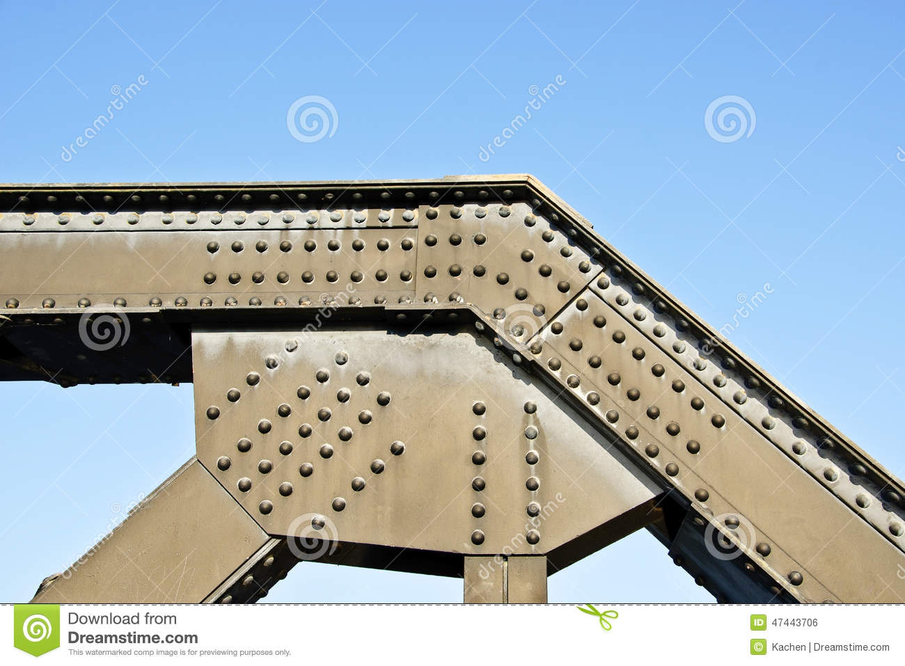 Building Frame Bolt : Structure frame number one stock photo image of bolt