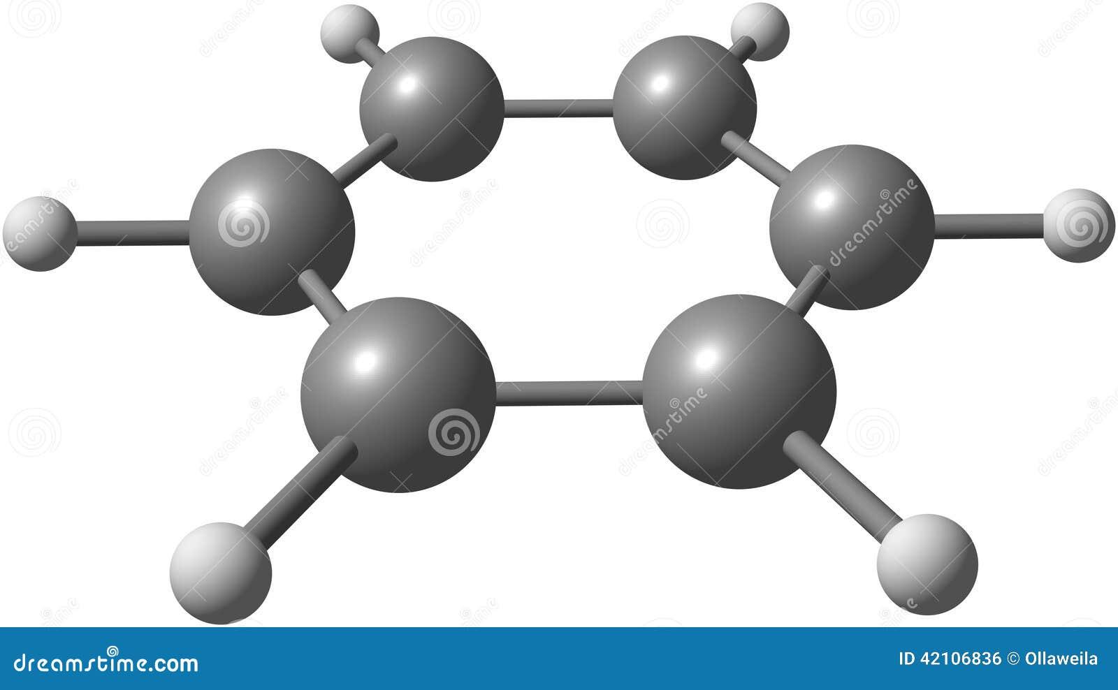 Le jeu du gros plan (test) - Page 3 Structure-mol%C3%A9culaire-de-benz%C3%A8ne-sur-le-fond-blanc-42106836