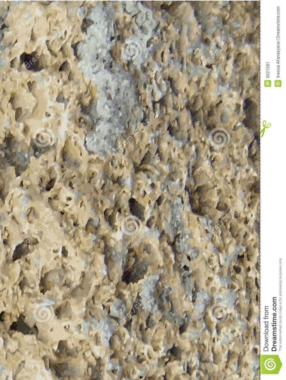 Natural Stone Structure : Structure of a natural stone stock image